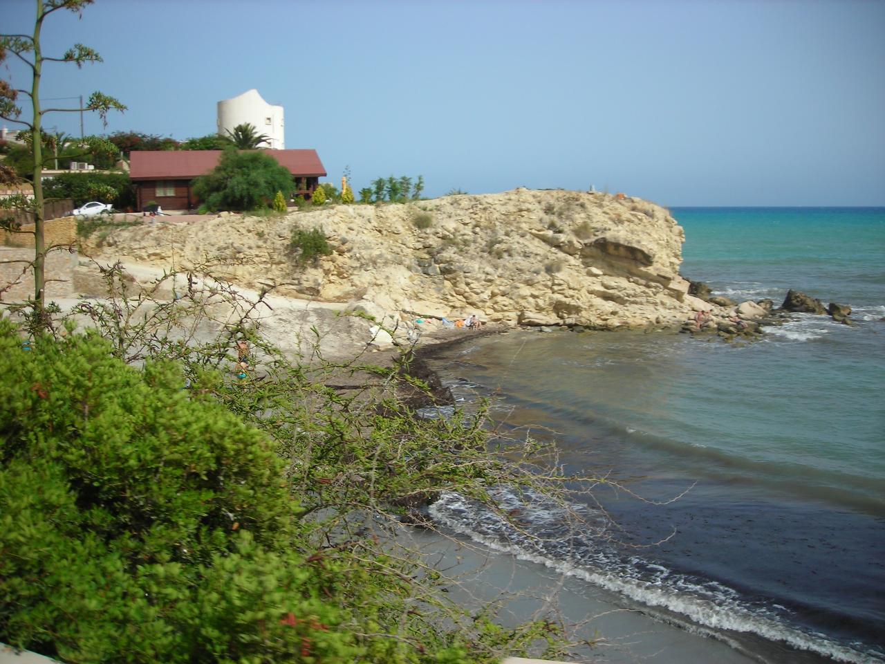 Foto playa Cala de Enmedio. Coveta Fumá