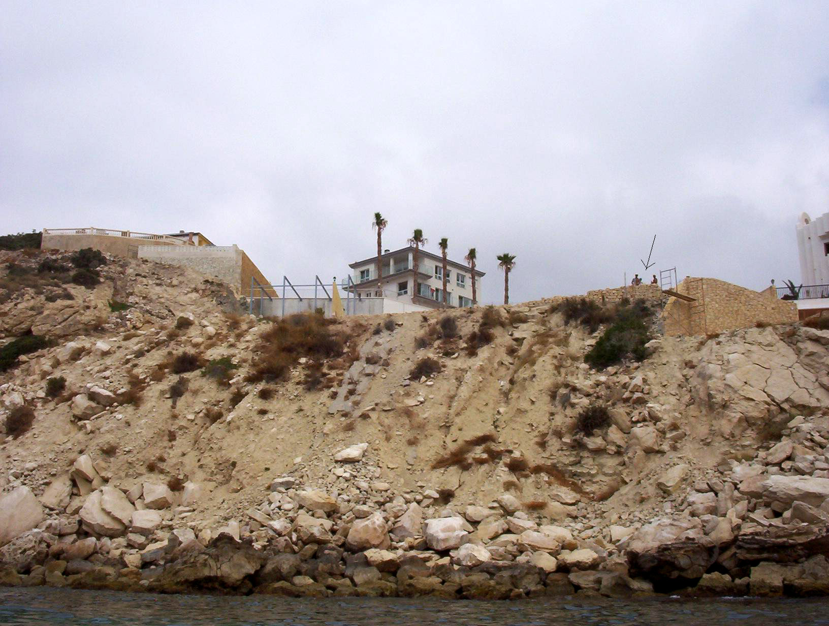 Foto playa Cala de Enmedio. Coveta Fuma