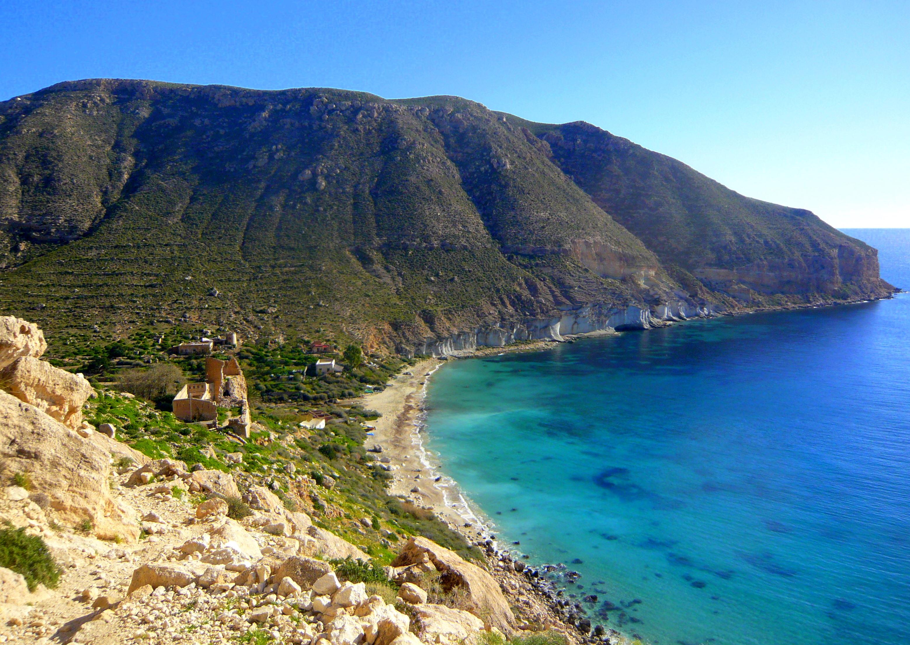 Foto playa Cala San Pedro. La Cala de San Pedro