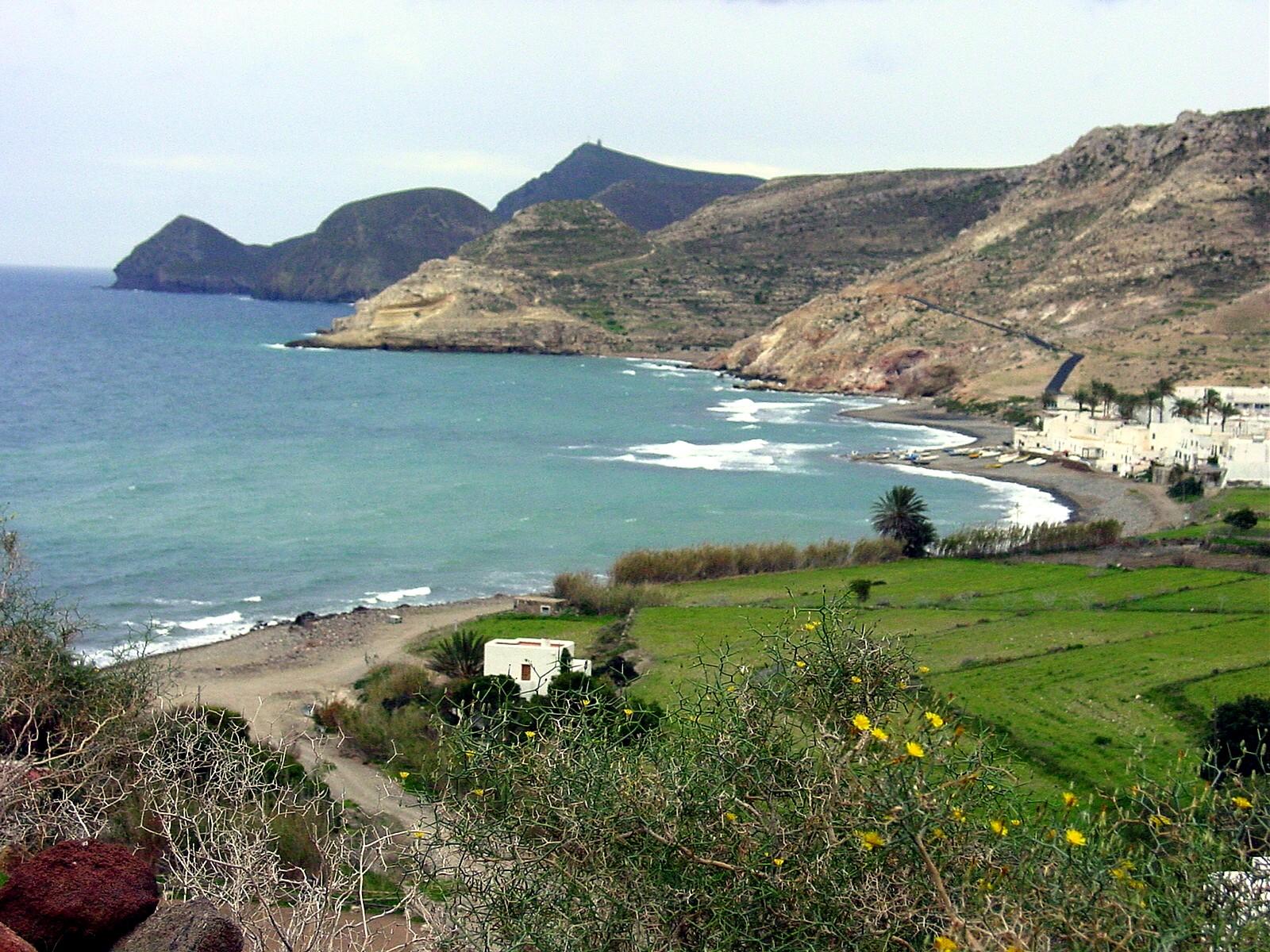 Foto playa Las Negras. Cabo de Gata NP : Las Negras