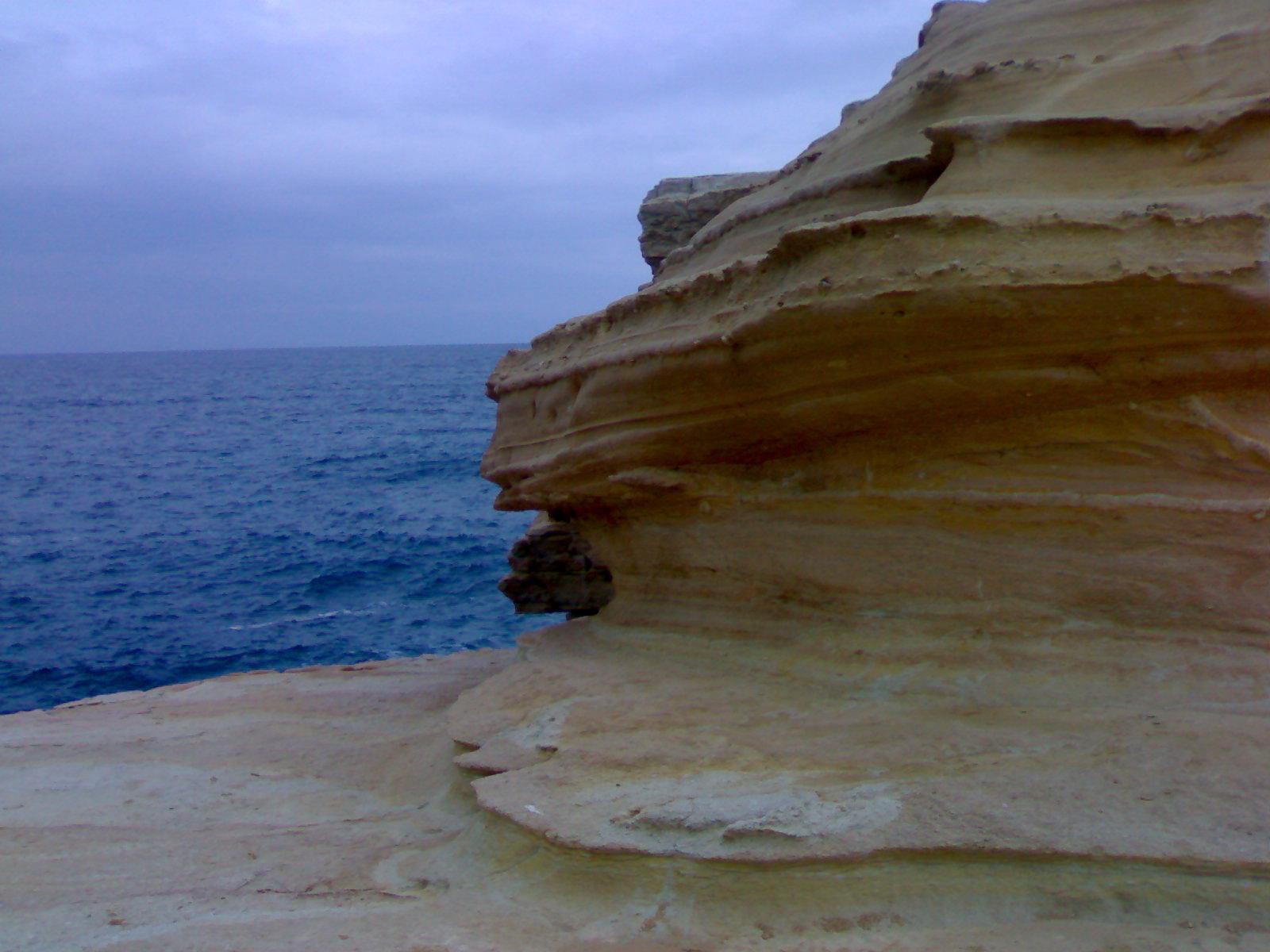 Foto playa Playazo de Rodalquilar. Rodalquilar.Playazo