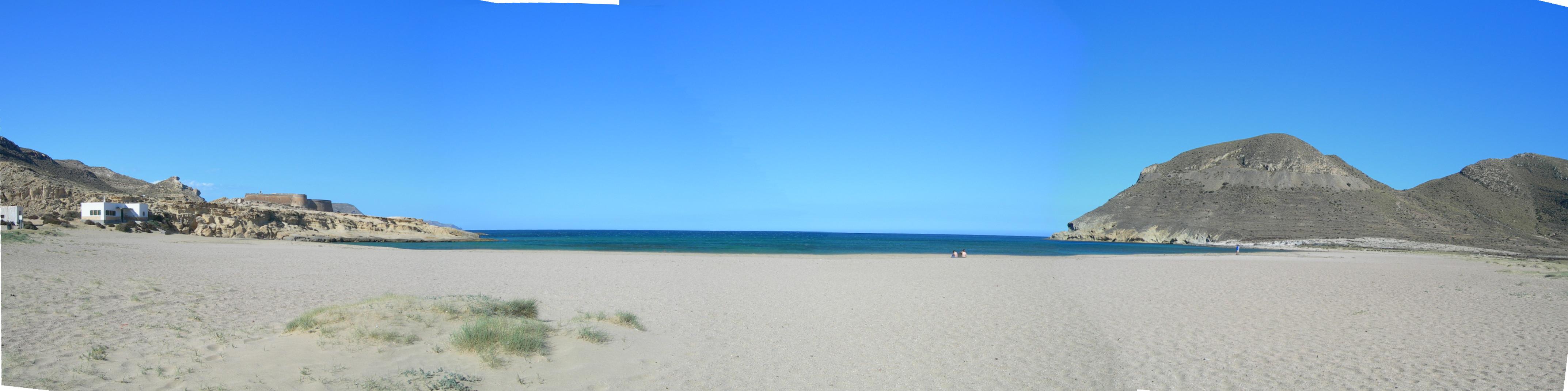 Foto playa Cala del Cuervo. Playa del Playazo