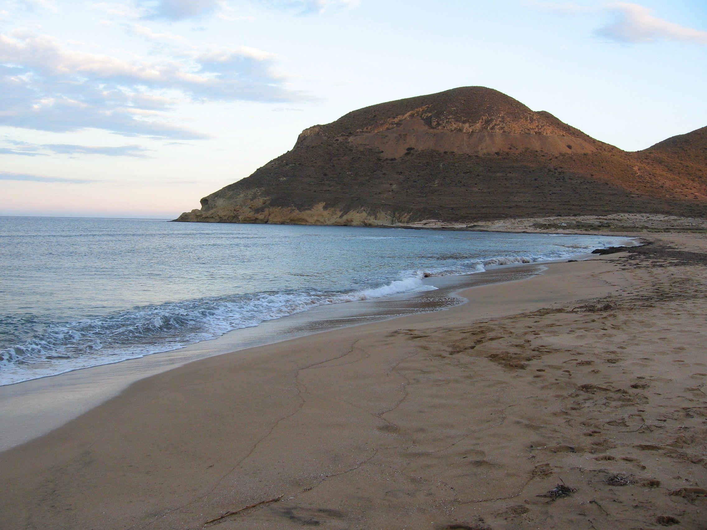 Foto playa Cala del Cuervo. El Playazo
