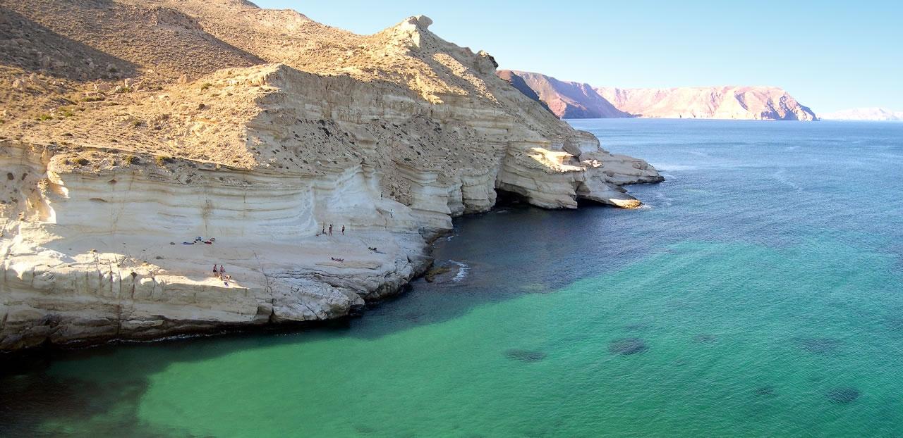 Foto playa Cala de la Polacra. Cala P.N Cabo de Gata-Nijar