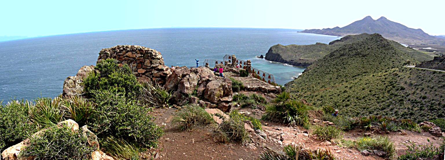 Playa Cala del Carnaje / Los Bolos