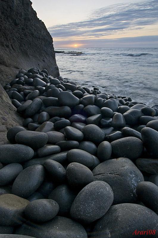 Foto playa Cala del Carnaje / Los Bolos.