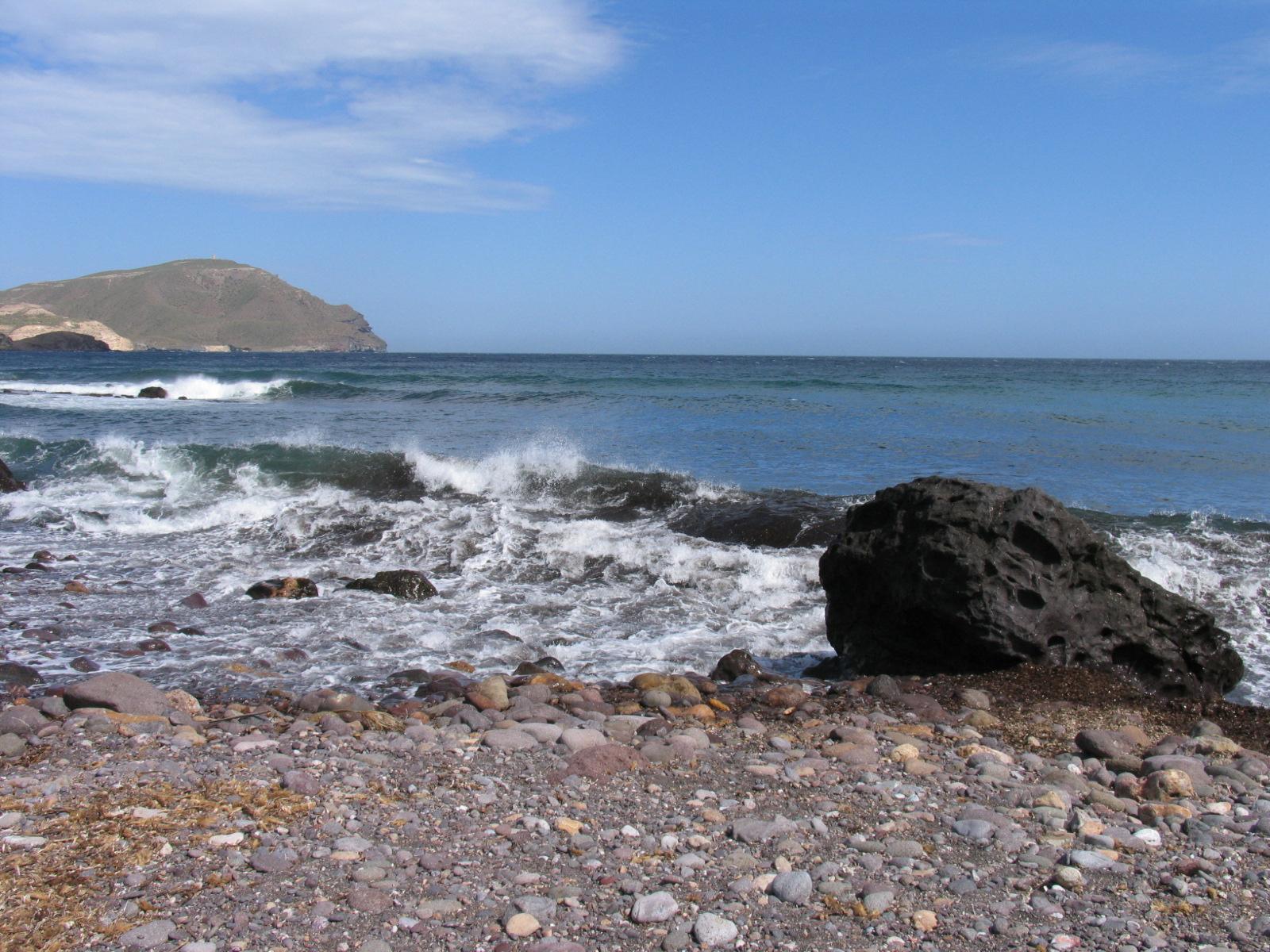 Foto playa Cala del Carnaje / Los Bolos. Cala Los Toros 3