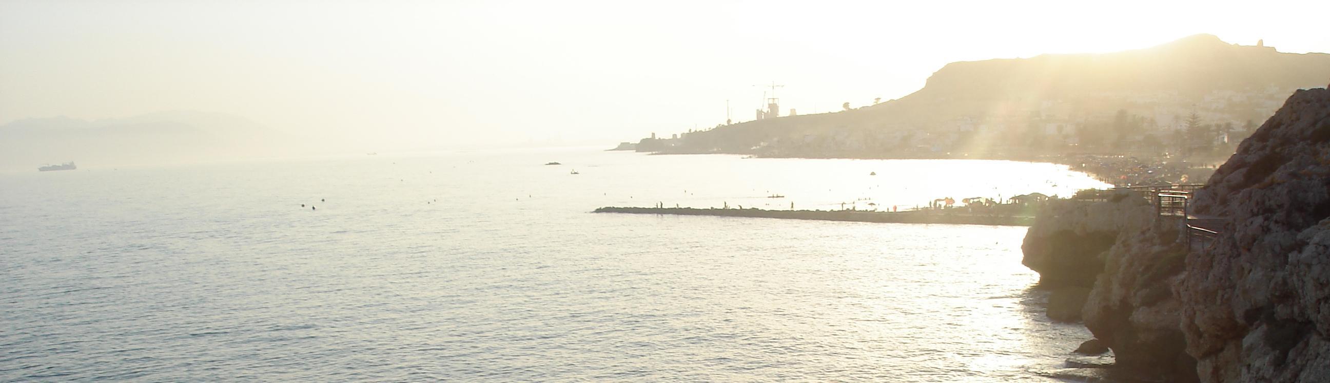Foto playa Cala del Moral. La Cala del Moral ( Málaga)