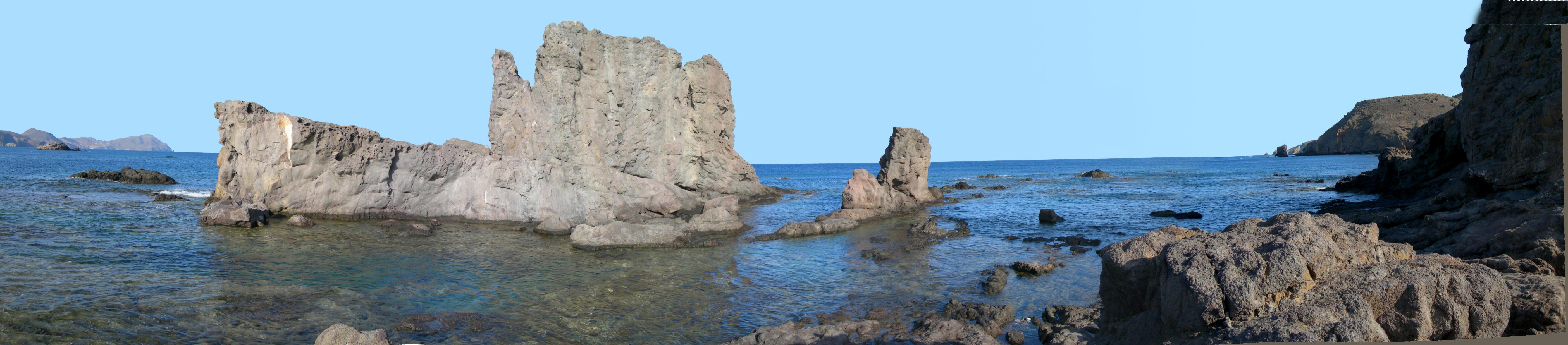 Foto playa El Embarcadero / El Esparto. Playa de los Escullos
