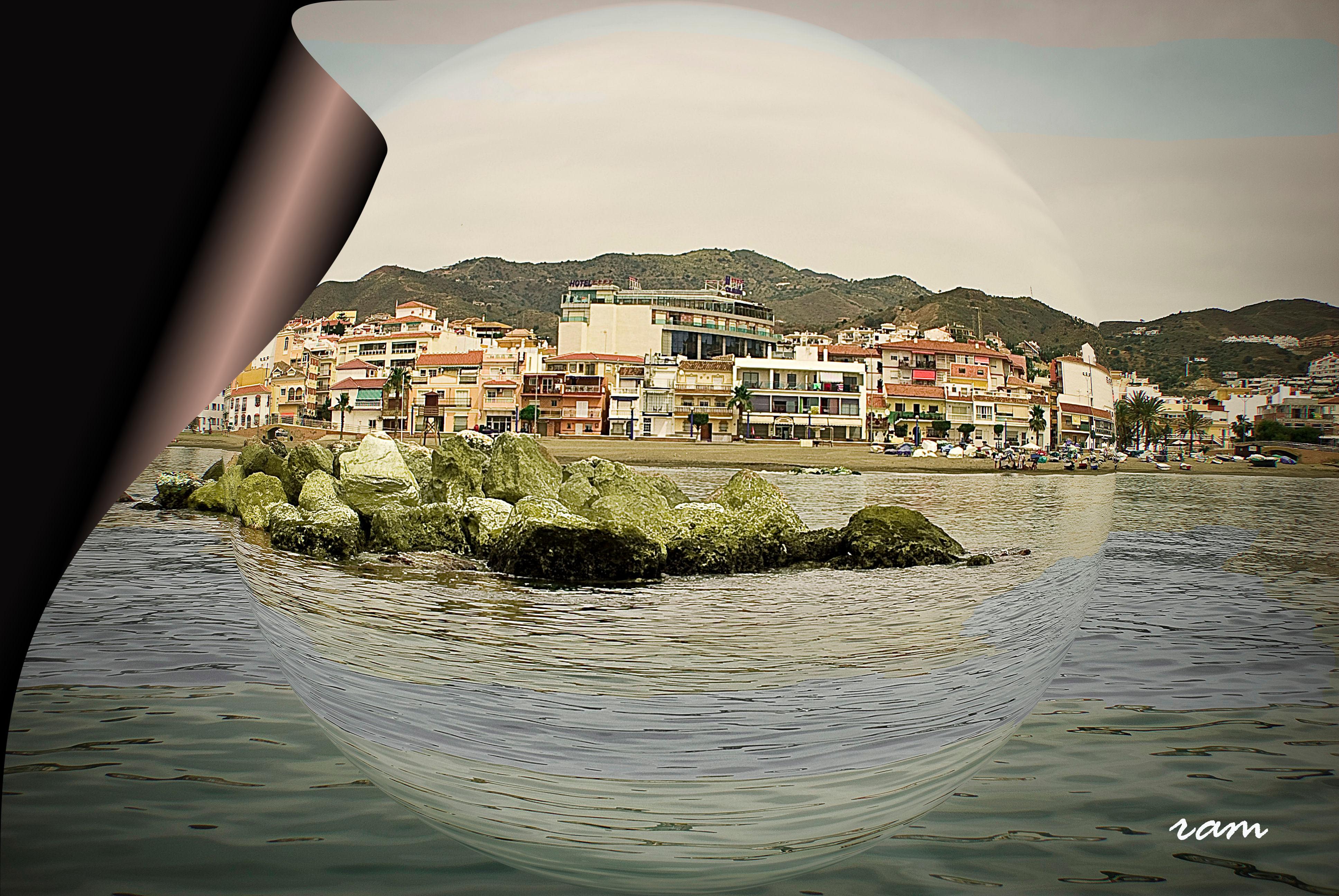 Foto playa Cala del Moral.