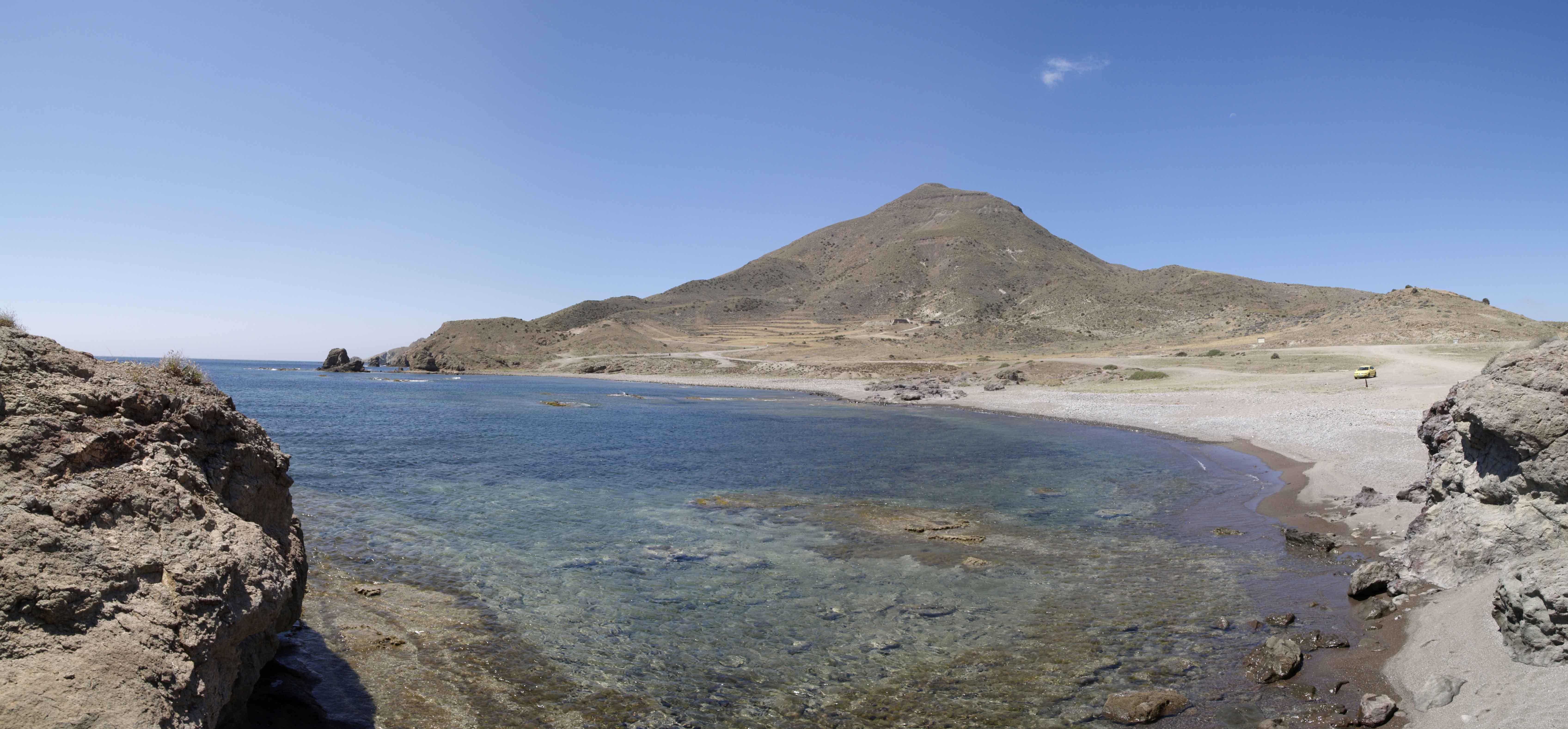 Foto playa El Embarcadero / El Esparto. Playa del Embarcadero