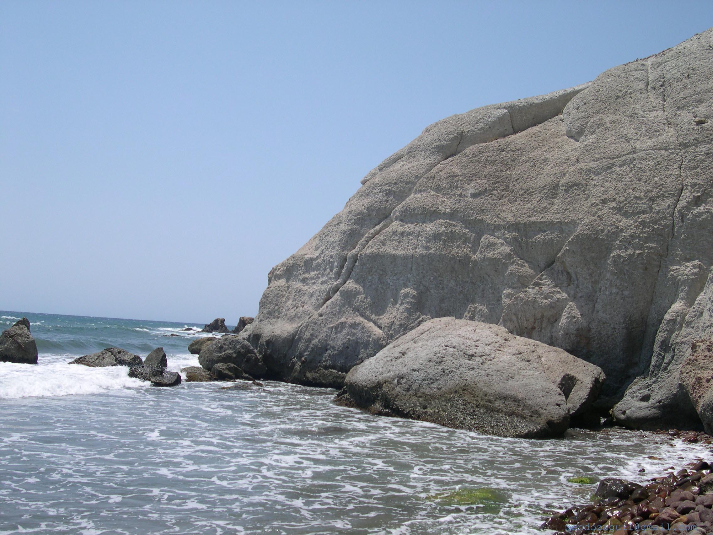Foto playa Cala Higuera. Cala