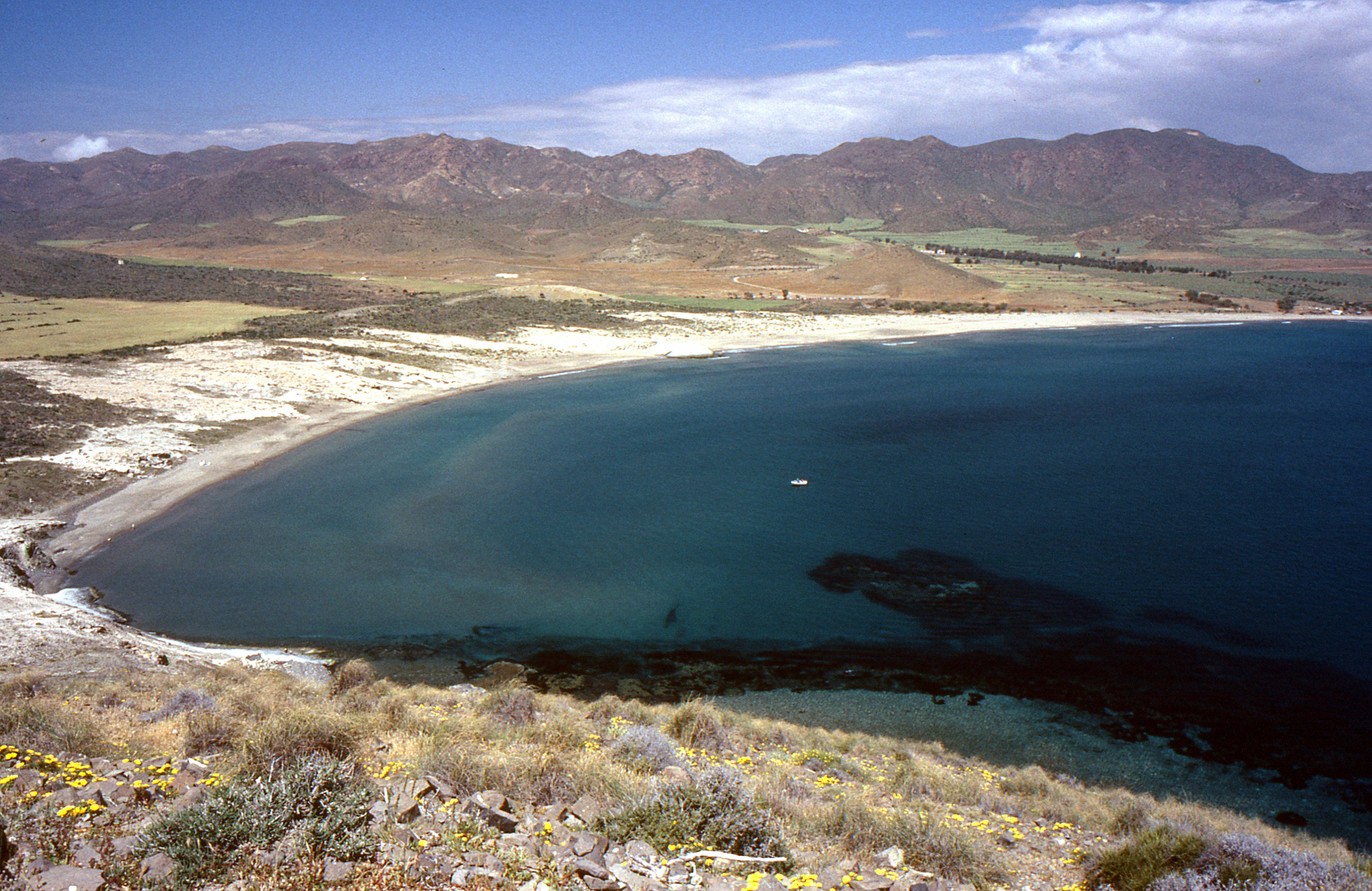 Foto playa Cala Chica. Playa de los Genoveses