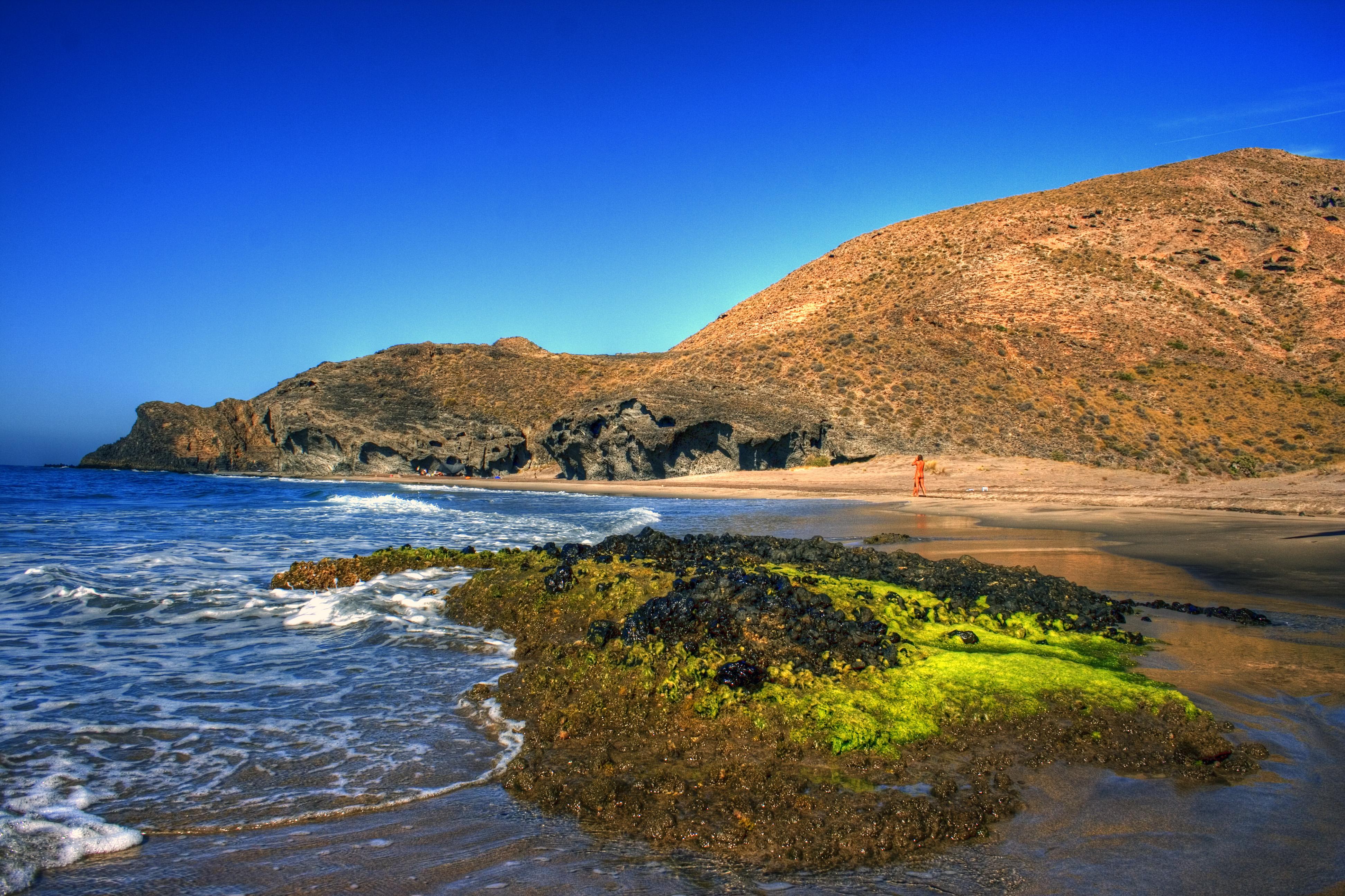 Foto playa Cala Chica. Cala del Barronal