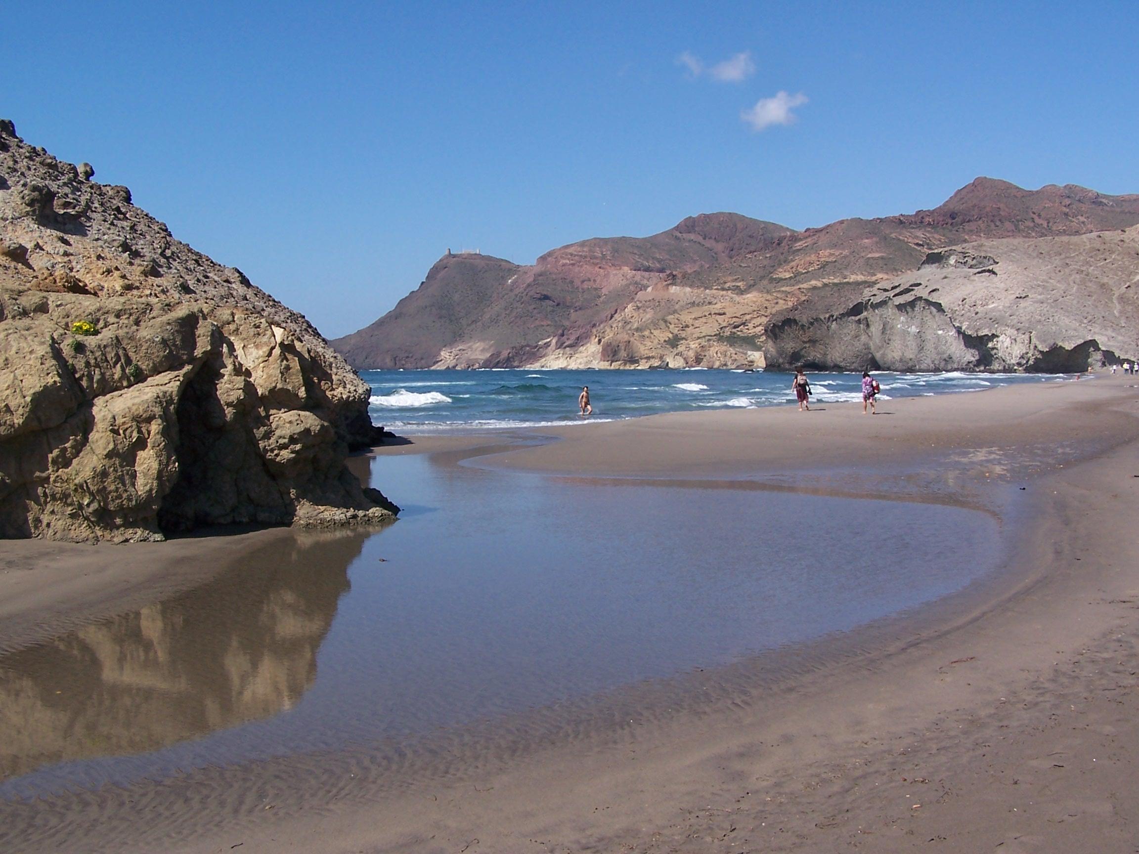 Foto playa Cala del Barronal. Playa