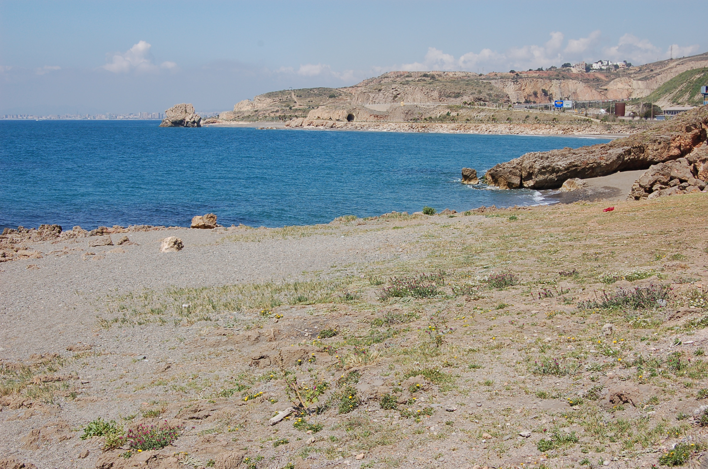 Foto playa La Araña. Playa De La Araña