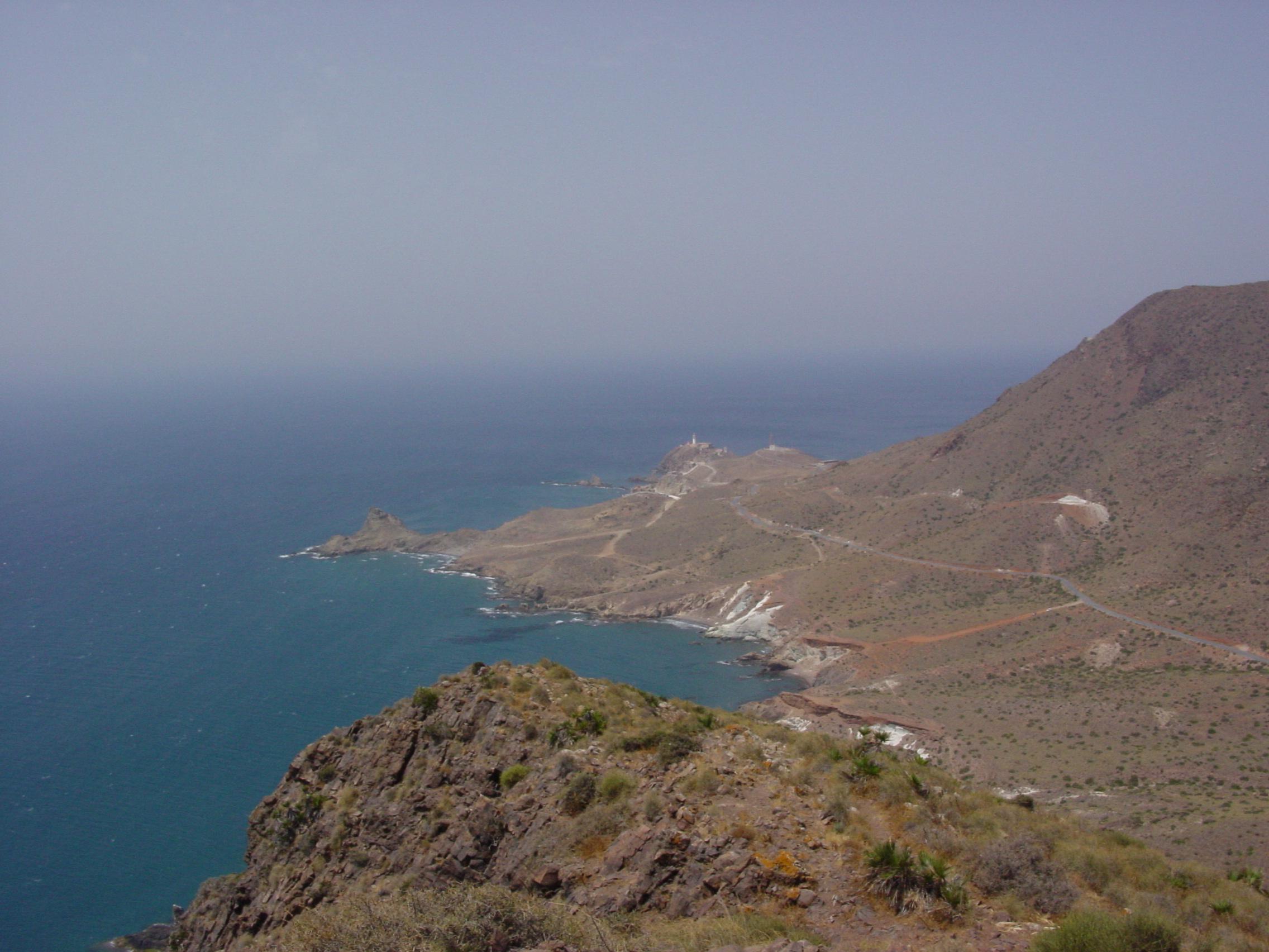 Foto playa La Fabriquilla. Cabo de Gata