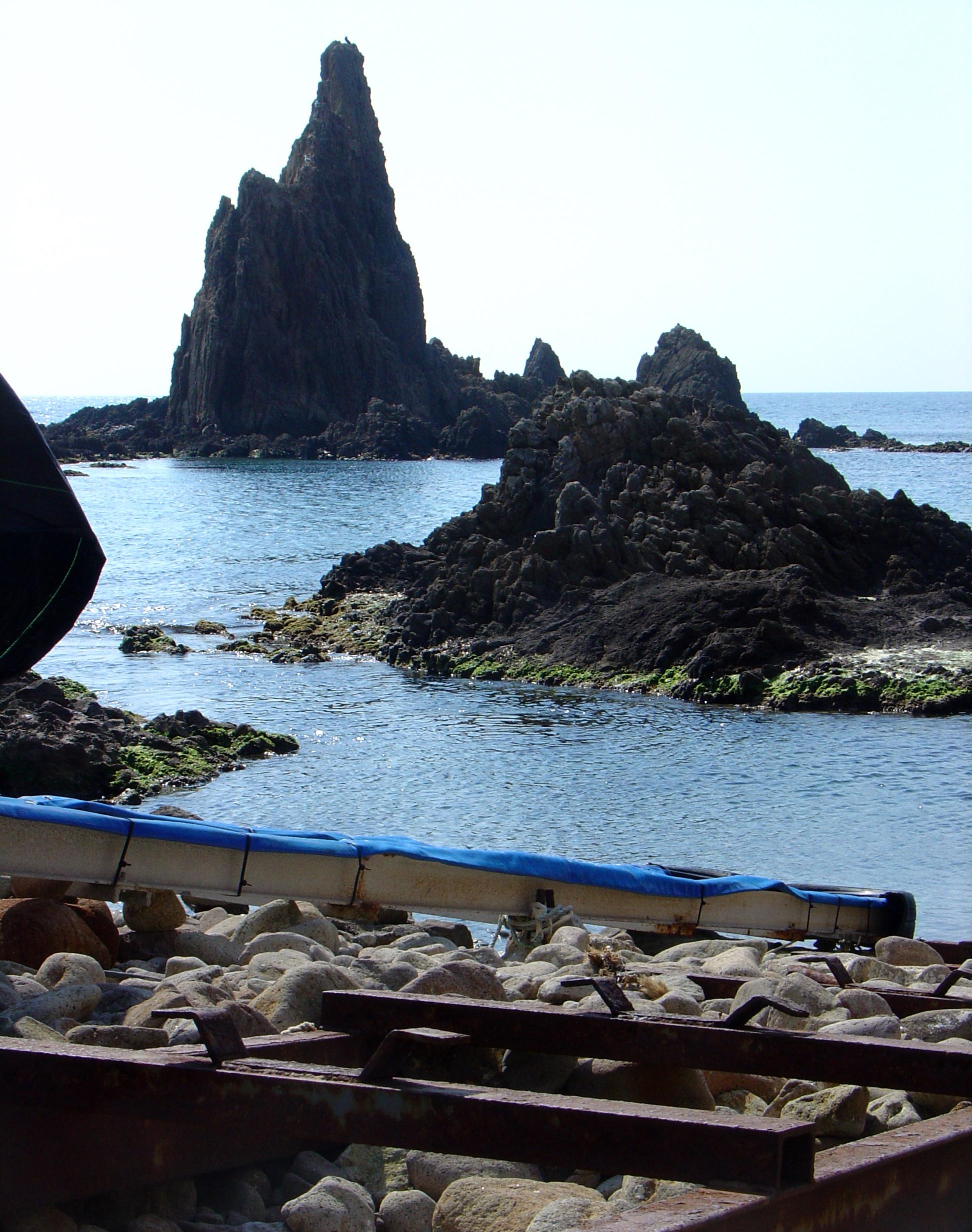 Foto playa La Fabriquilla. Las Sirenas