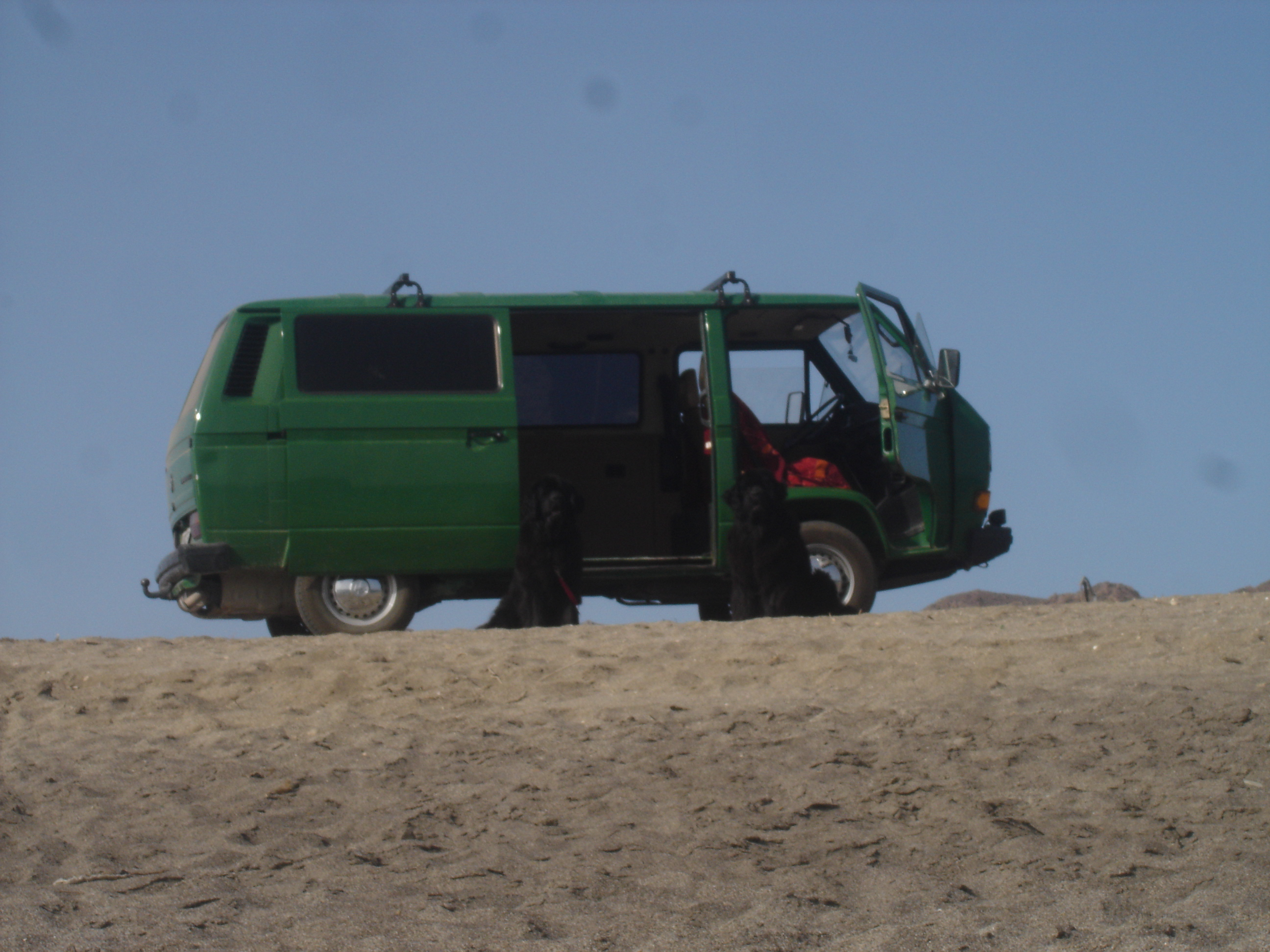 Foto playa La Almadraba de Monteleva. ZYRA BUKA EN LA CHUSTI JUL