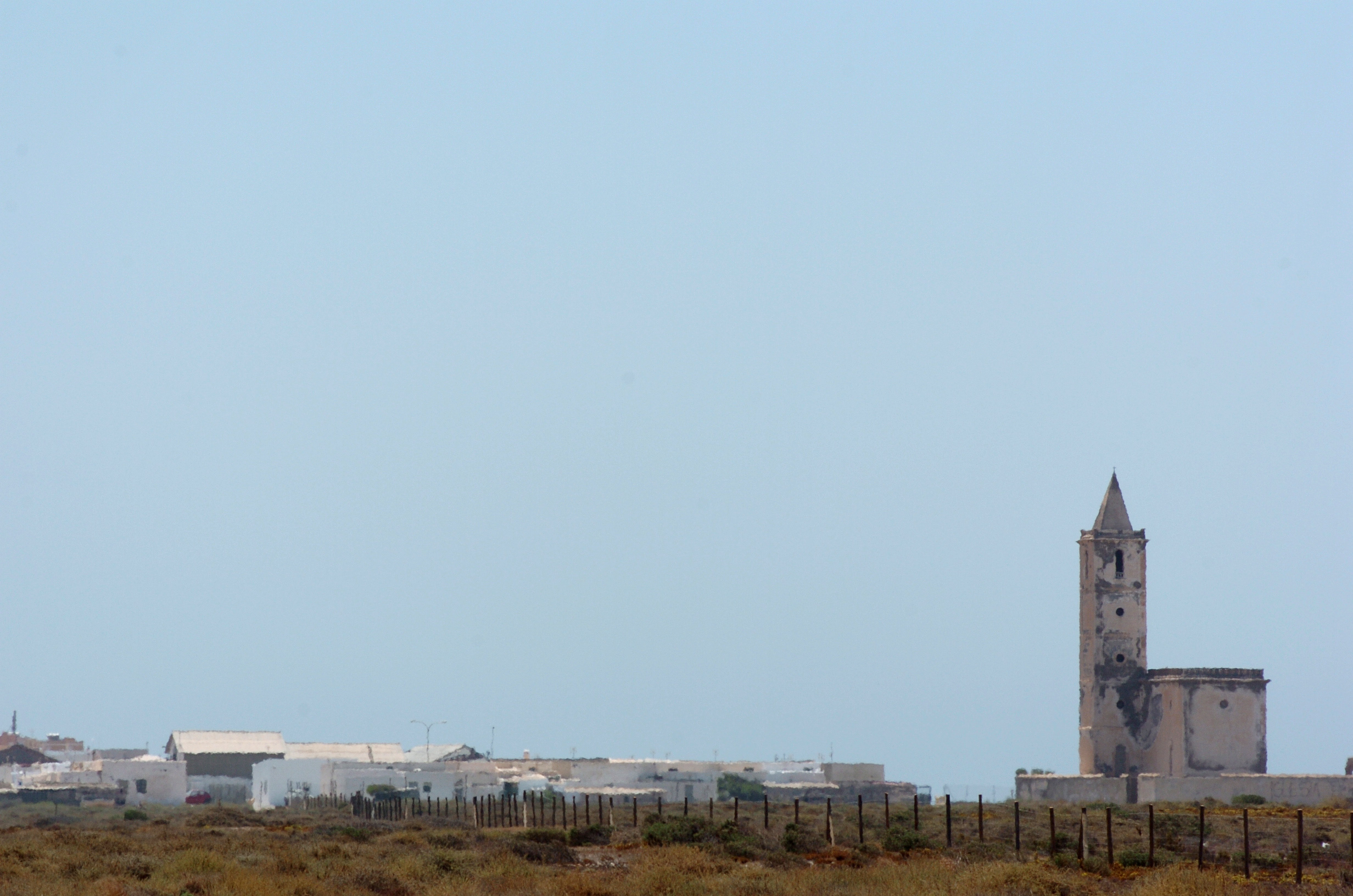 Foto playa La Almadraba de Monteleva. DSC_1482 las negras