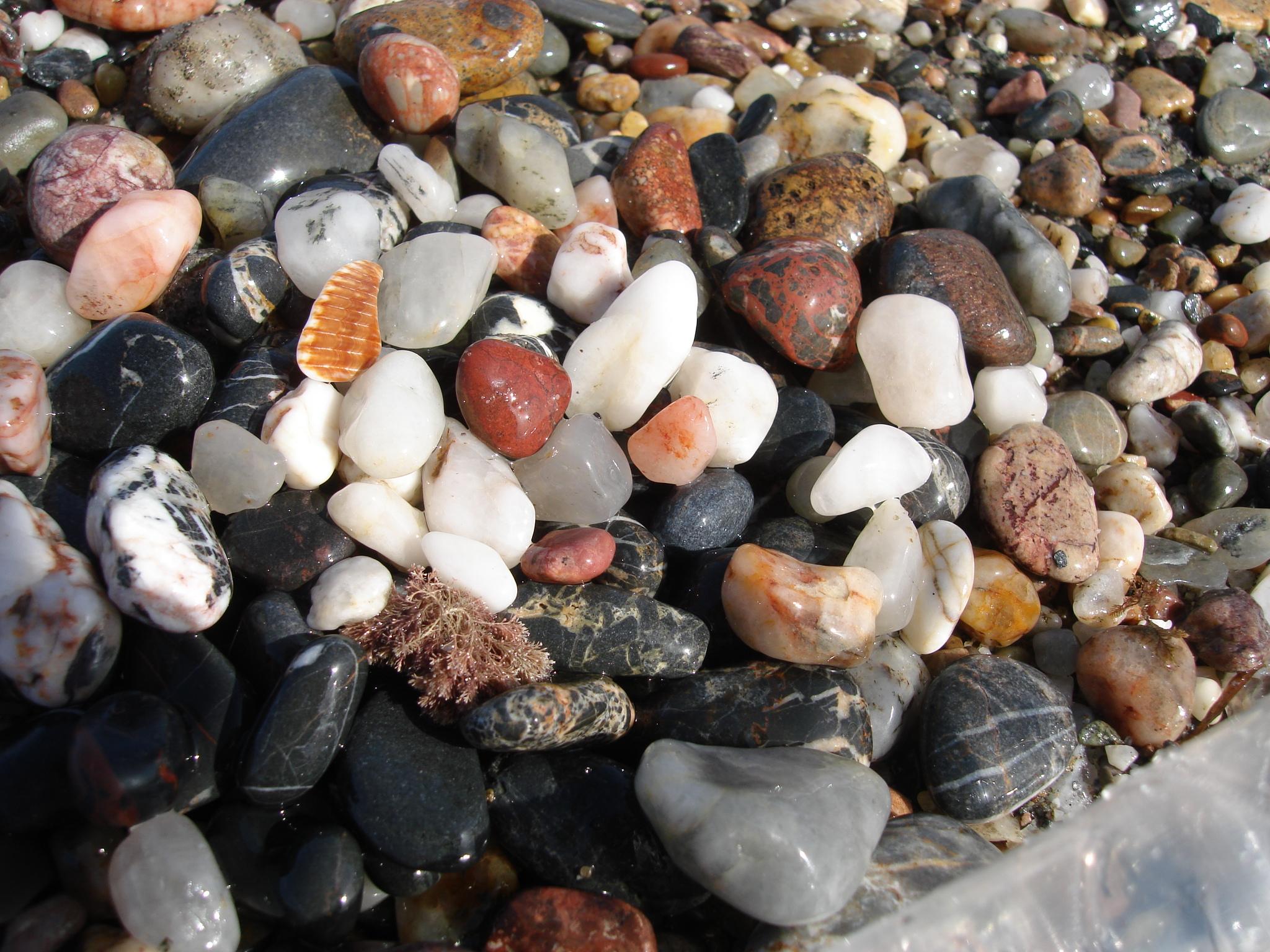 Foto playa Retamar. Playa.El Toyo.(Almeria)