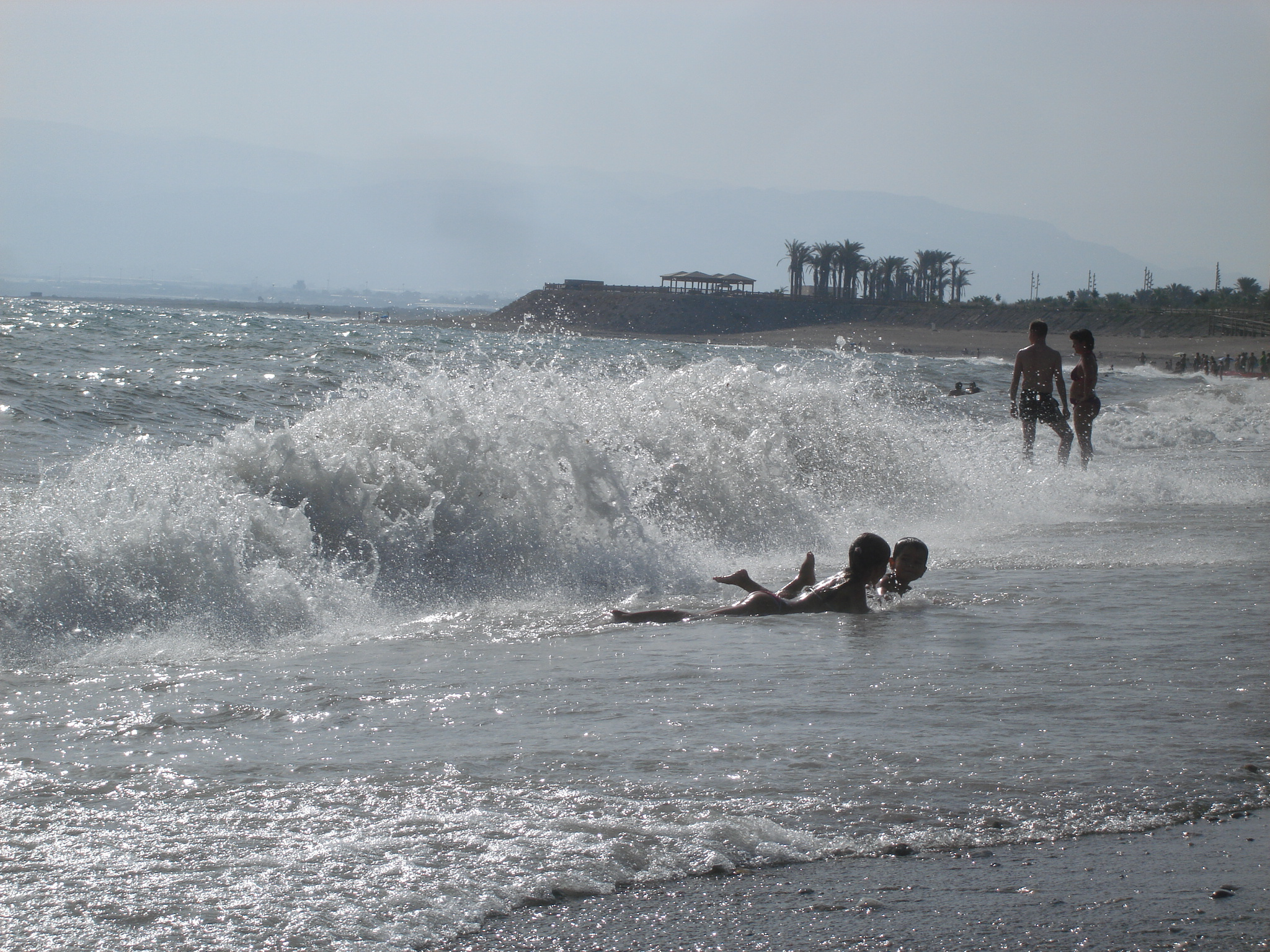 Foto playa El Toyo. Playa.El Toyo.(Almeria)