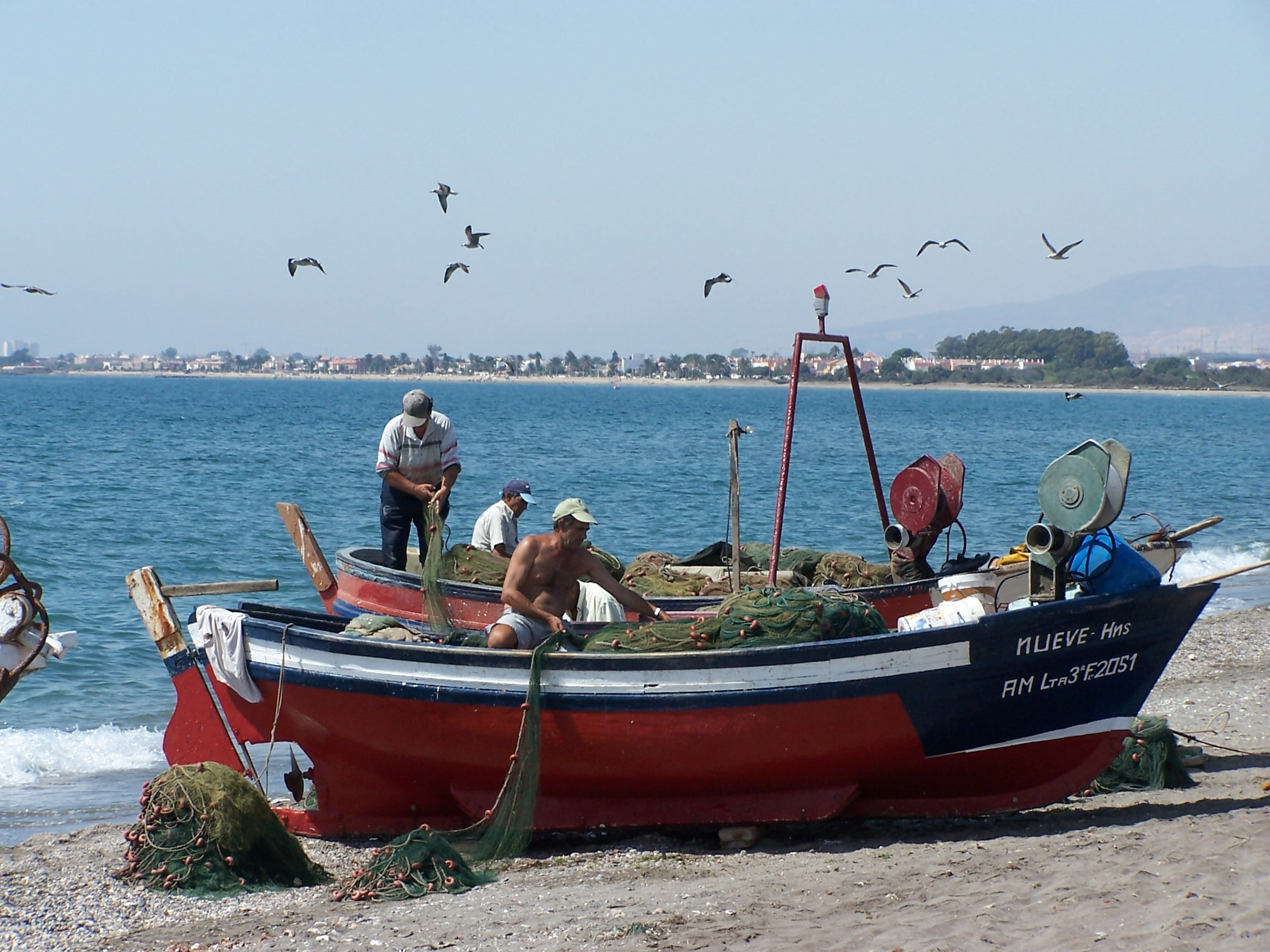 Playa El Perdigal / Alquián