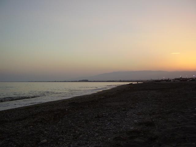 Foto playa El Perdigal / Alquián. El Alquián-playa