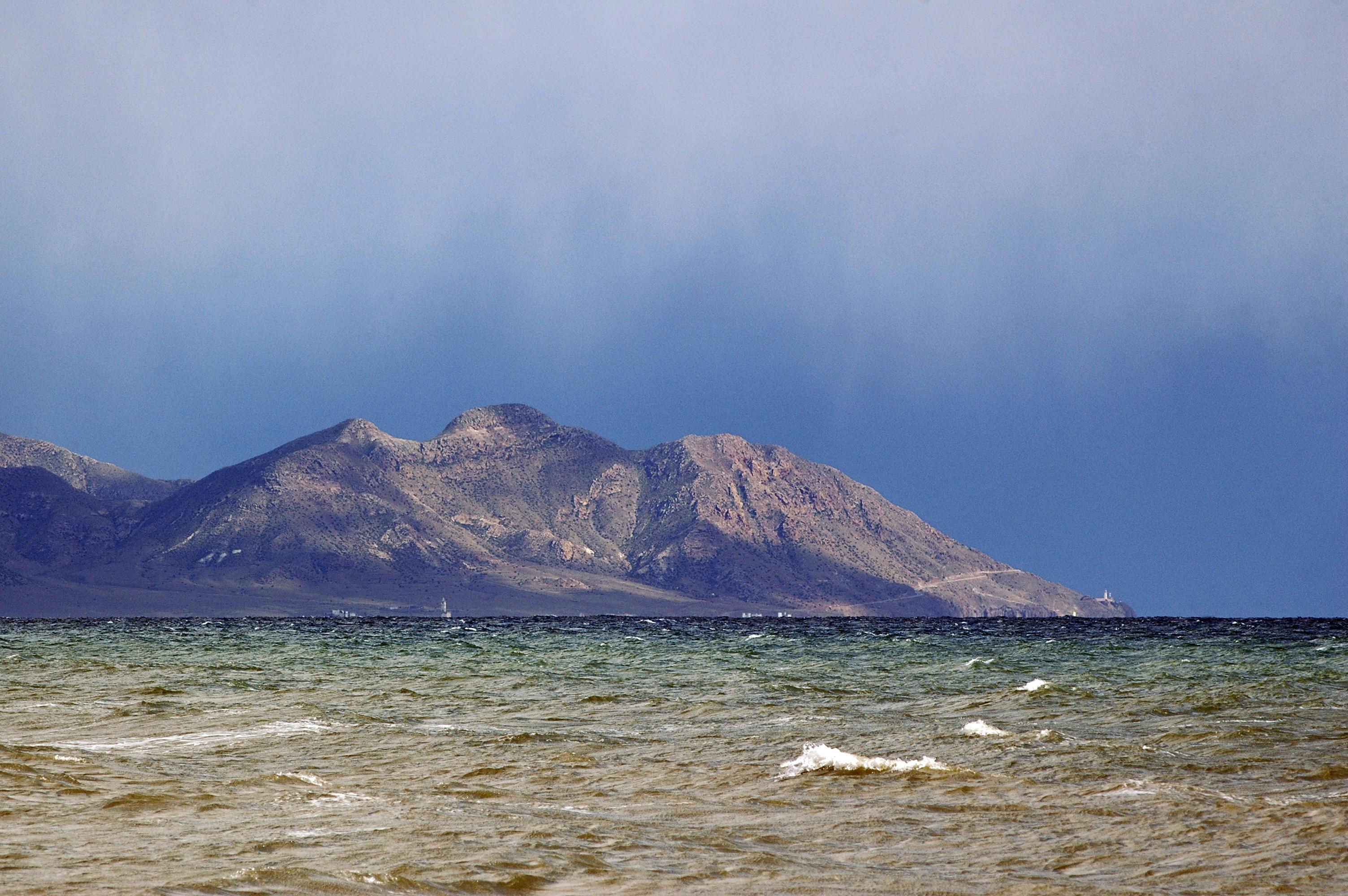 Foto playa El Perdigal / Alquián. Cabo de Gata