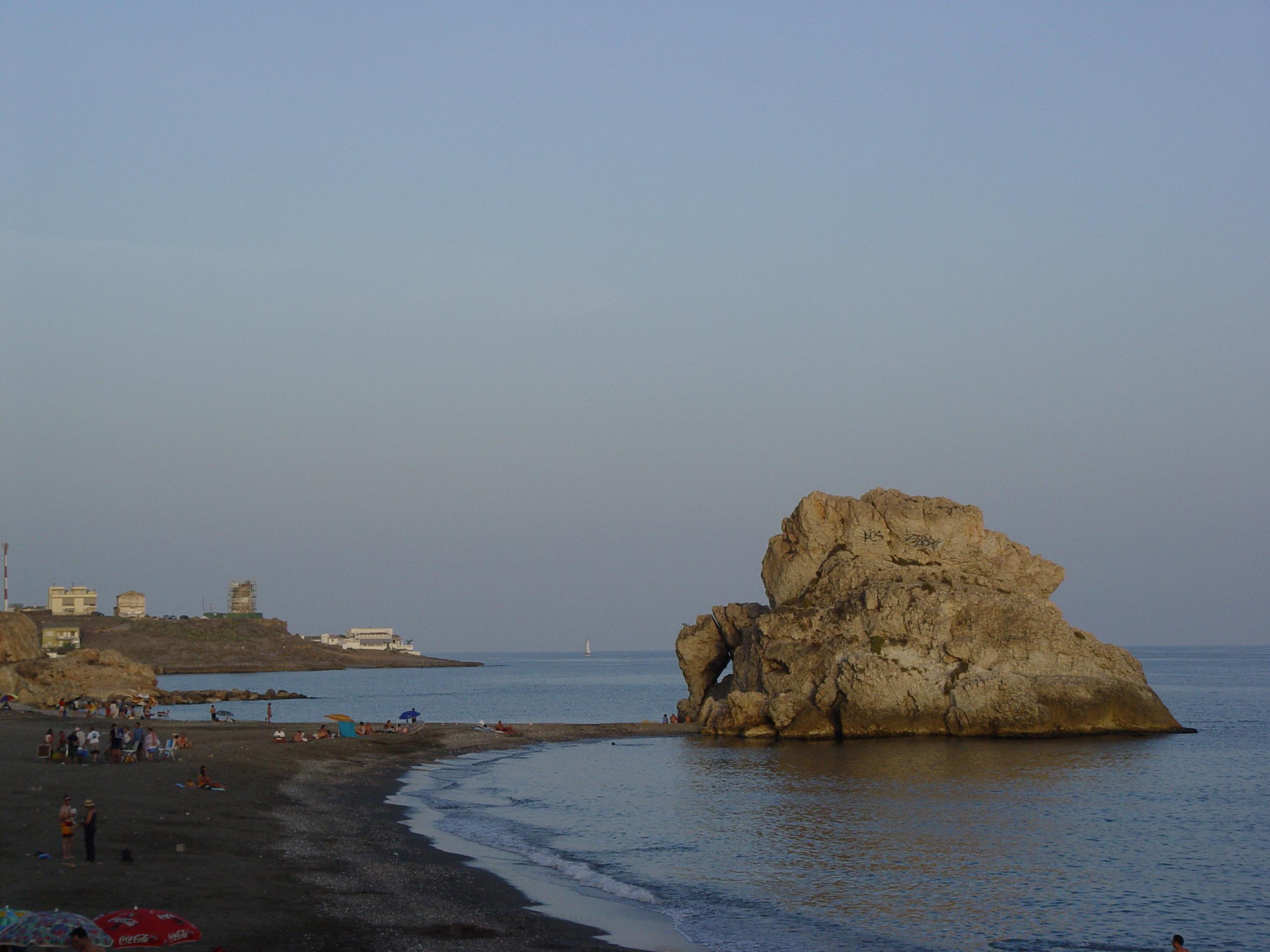 Foto playa Peñón del Cuervo. Playa del peñon del Cuervo