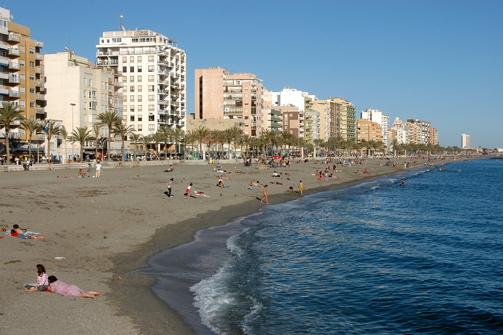 Playa Zapillo / Las Conchas