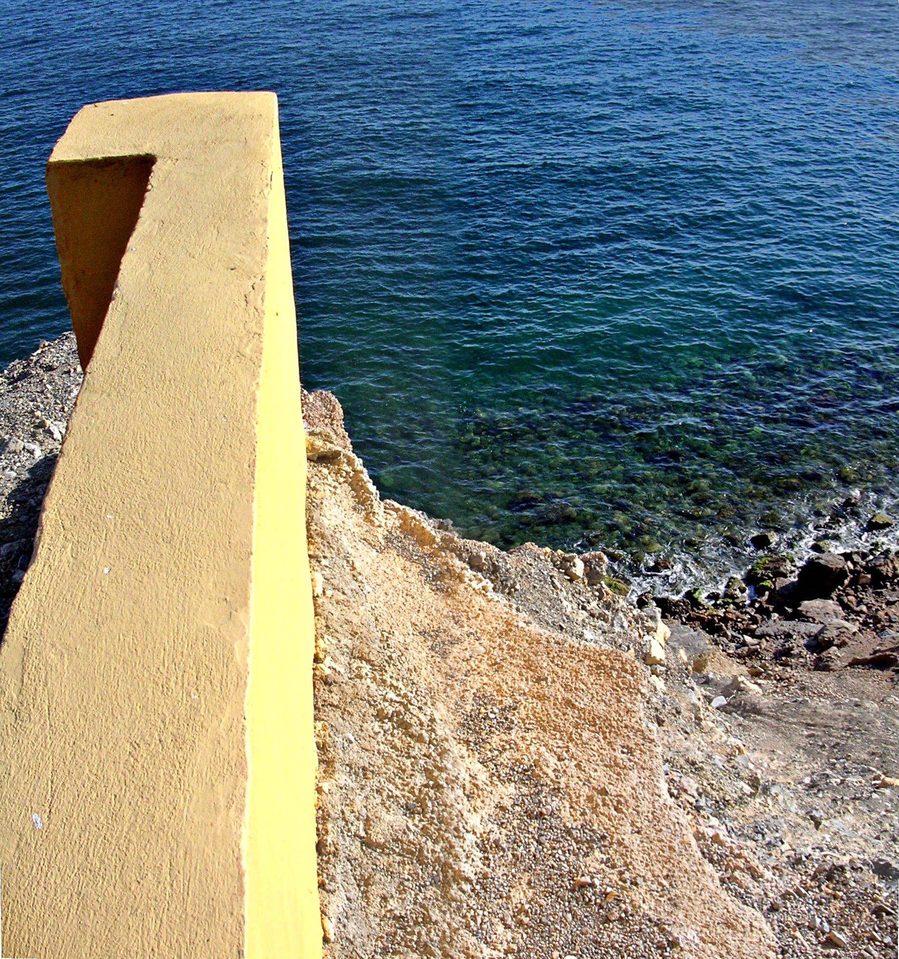 Foto playa El Palmer / La Parra. Almería, El Palmer 2