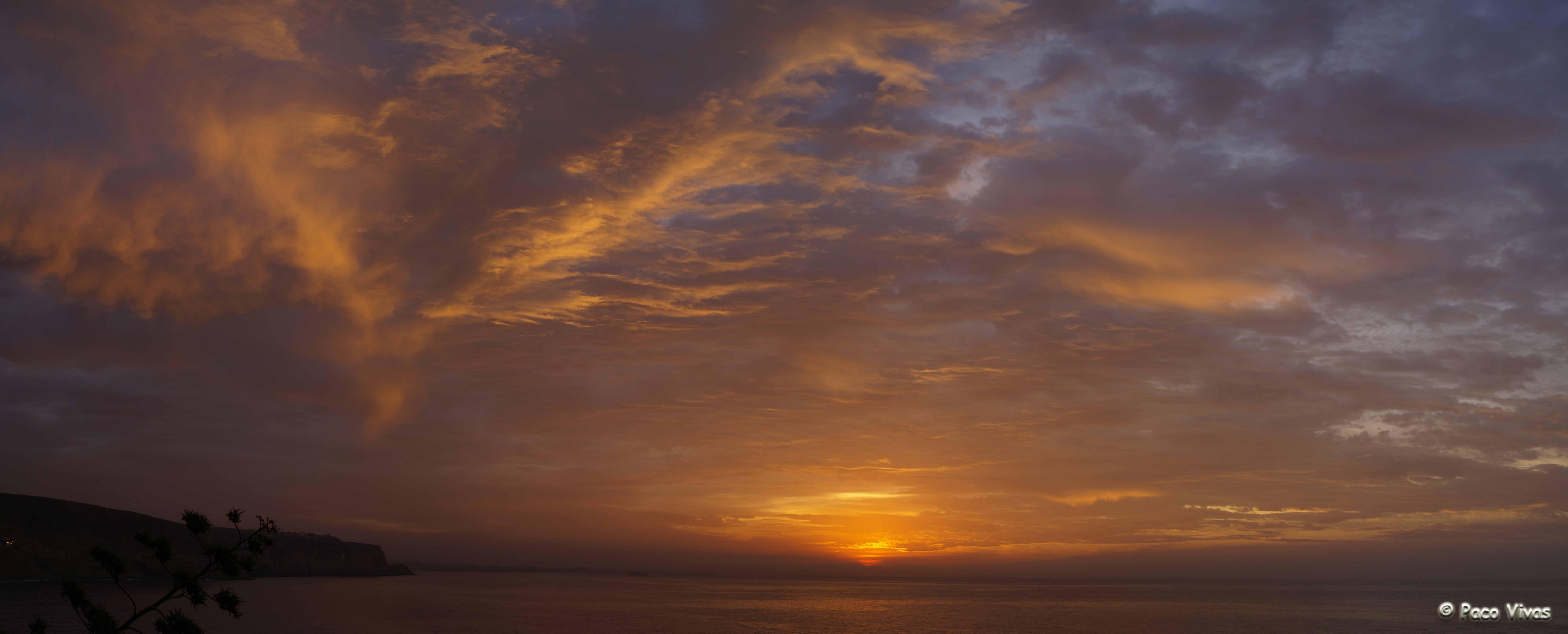 Foto playa El Palmer / La Parra. Amanecer 001