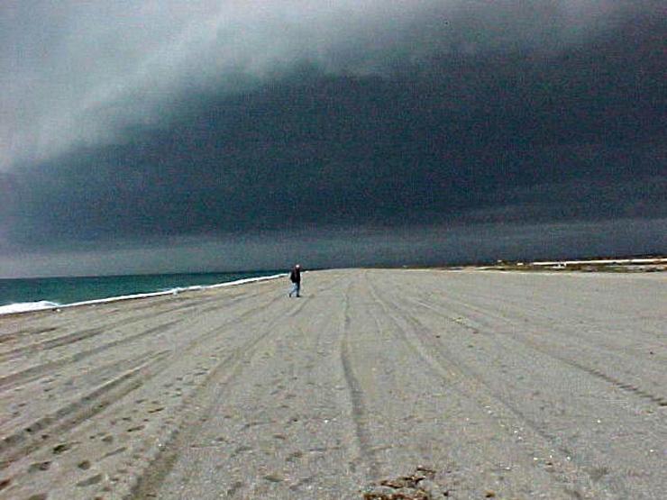 Foto playa Serena. Pya Serena, viento