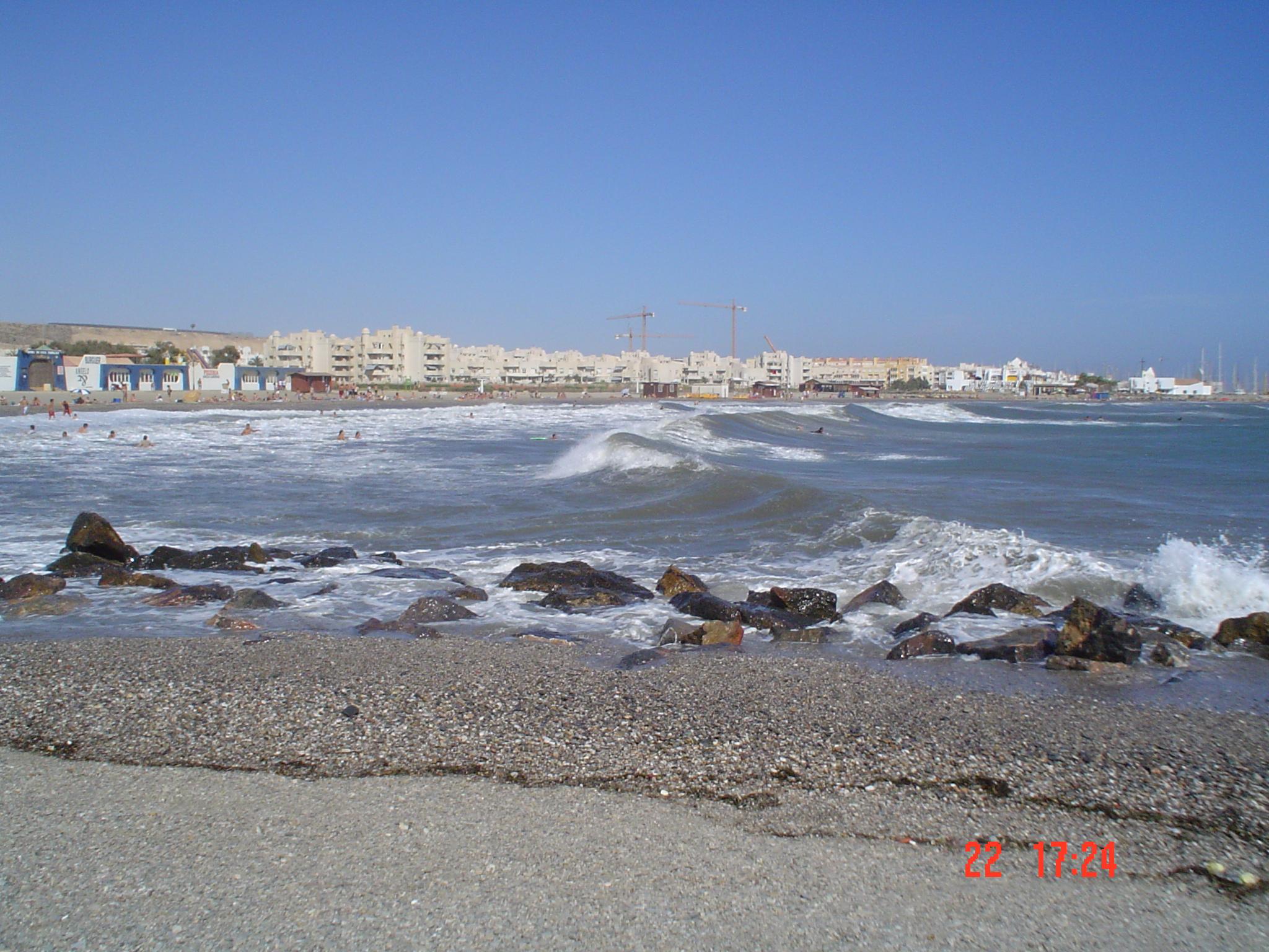 Playa Poniente Almerimar