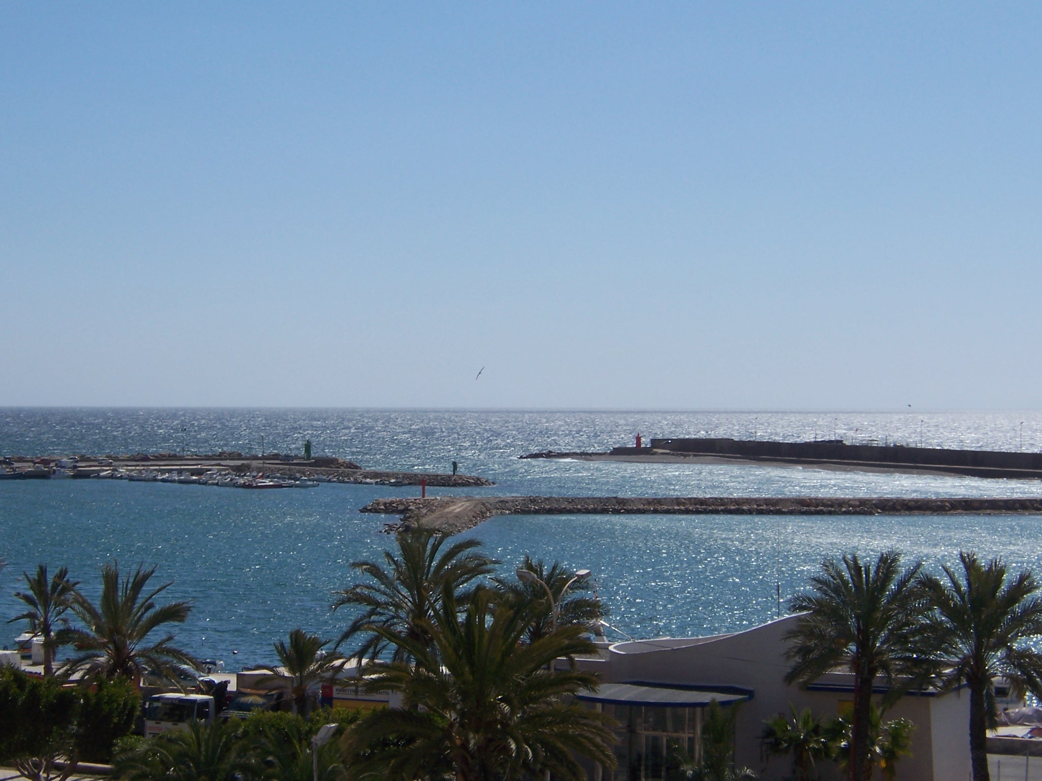 Playa San Nicolás