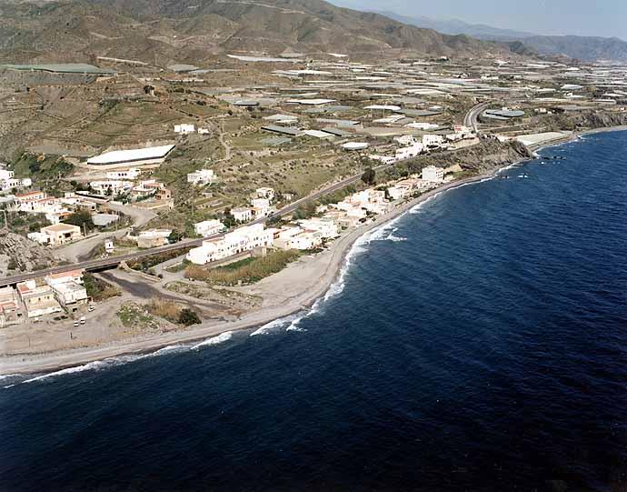 Foto playa El Lance de la Virgen. Guainos Bajos