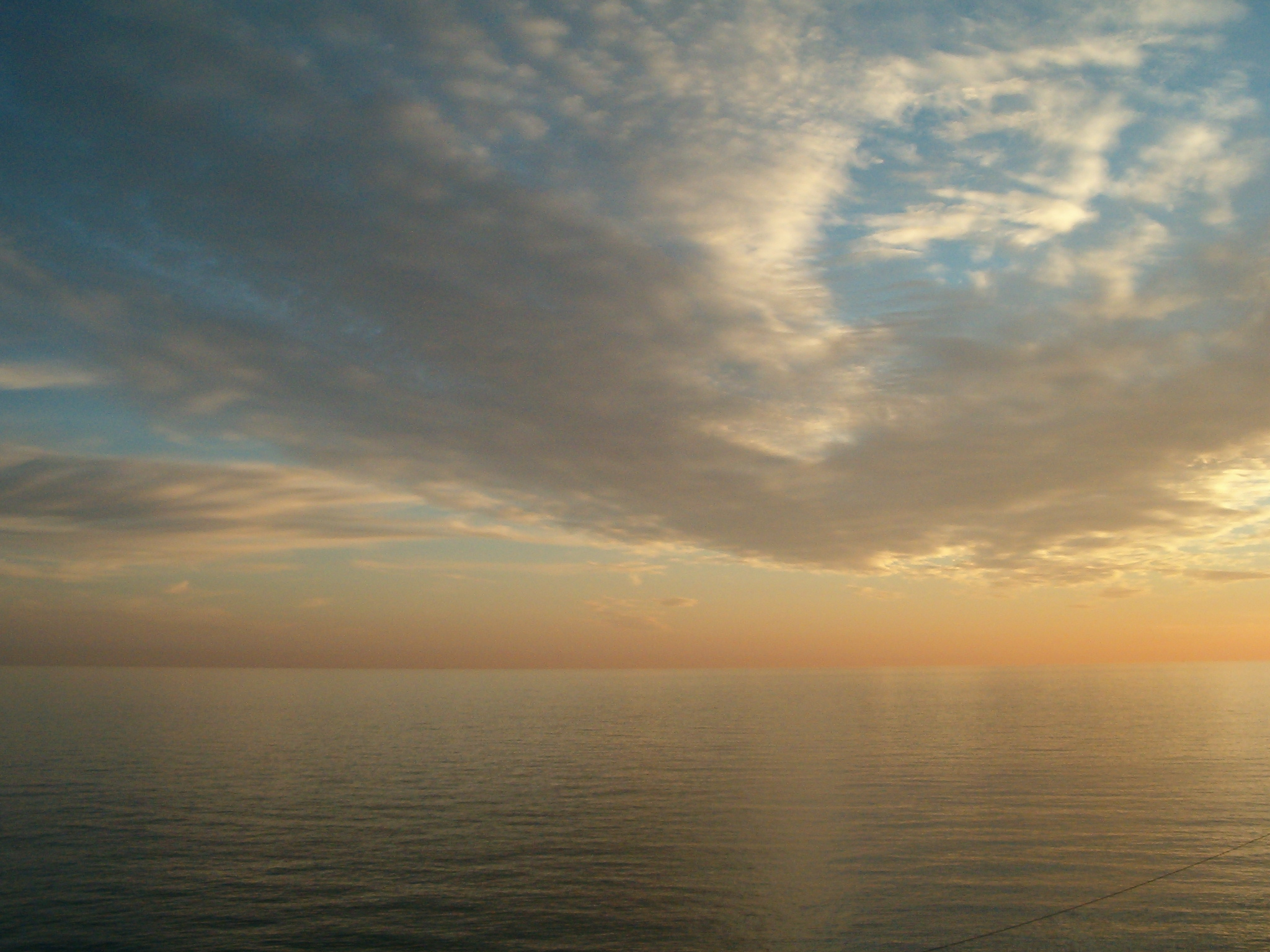 Foto playa El Lance de la Virgen. y otro