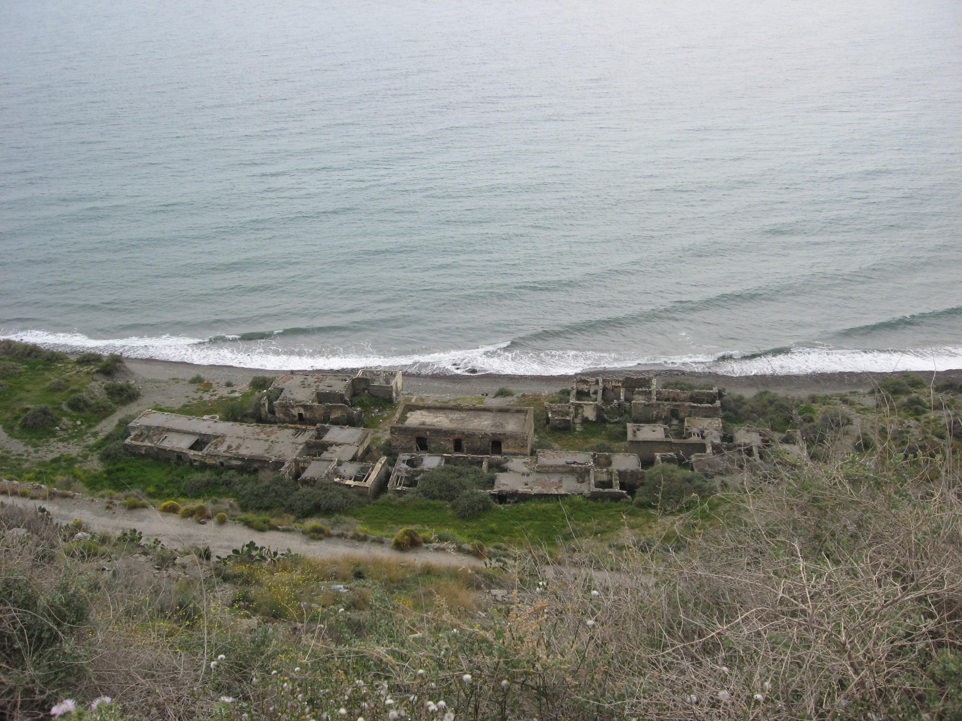 Foto playa La Juana. Un lugar olvidado