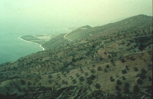 Foto playa La Juana. Entre Adra y La Rábita