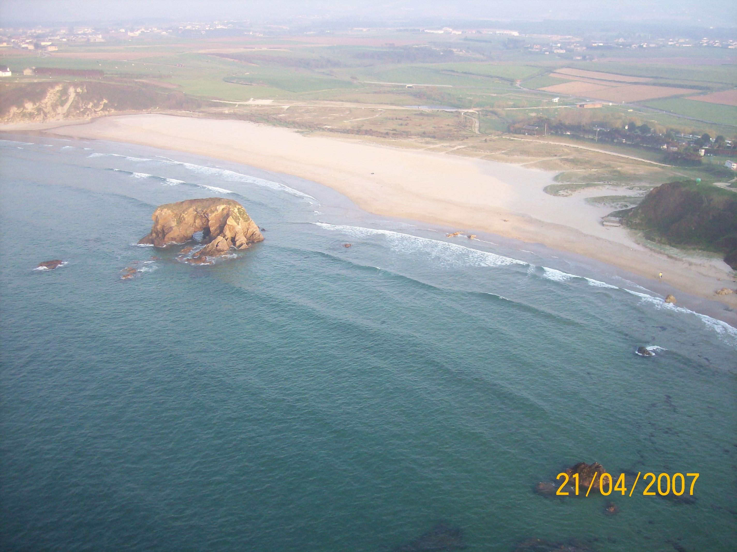 Playa Pantorga / Santa Gadea / Ribeiria