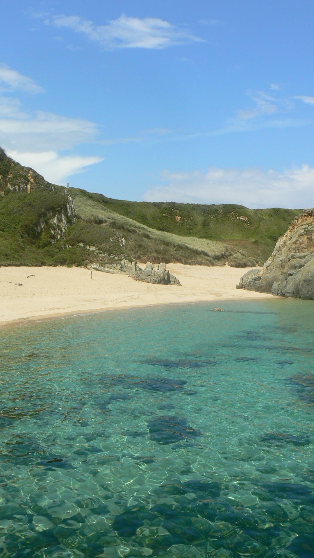 Foto playa Mexota / A Mixota. lo mismo, es Asturias