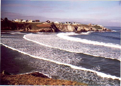 Foto playa Sarello / Sareyo. PLAYA TAPIA DE CASARIEGO