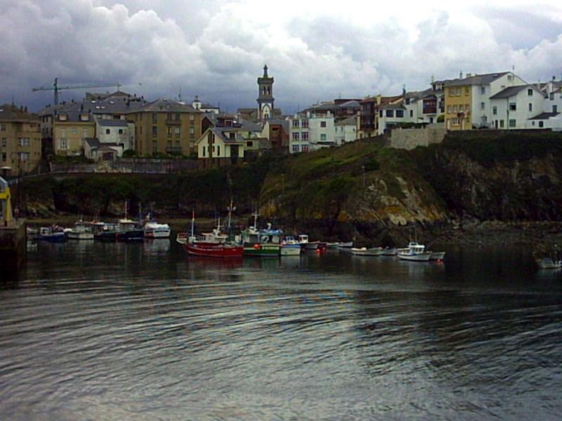 Foto playa Represas. Tapia de Casariego-Asturias