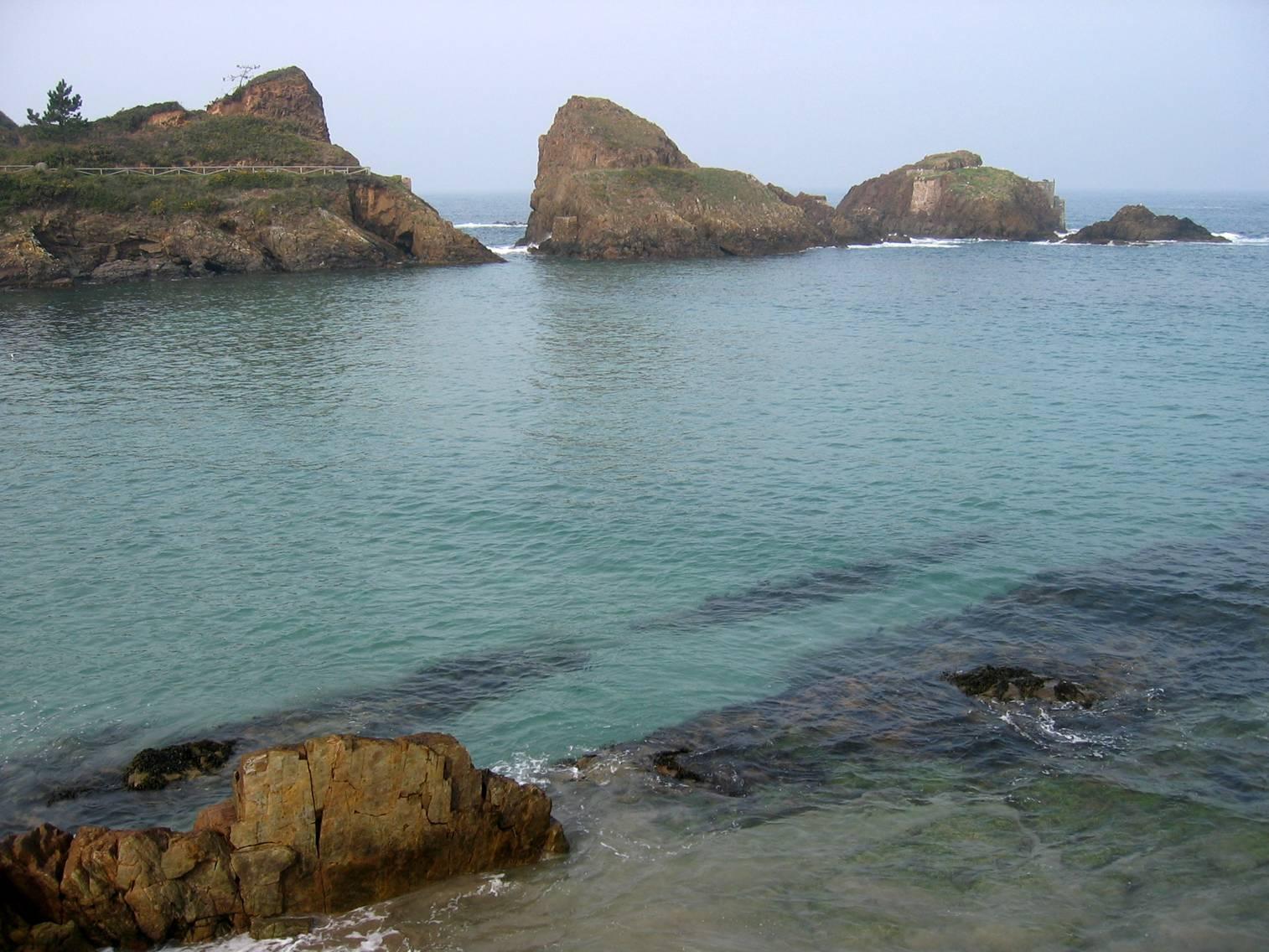 Playa Castelo / Castello
