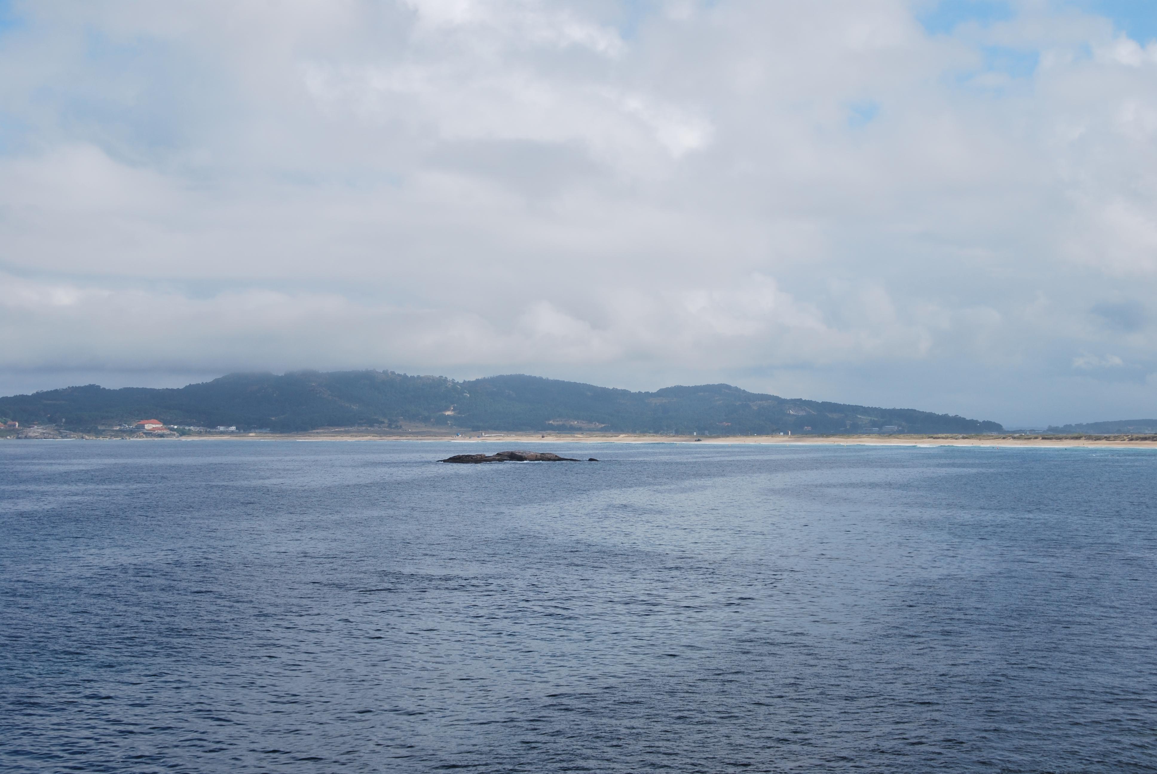Foto playa Foxos / Ortiguera. Panoramica 4