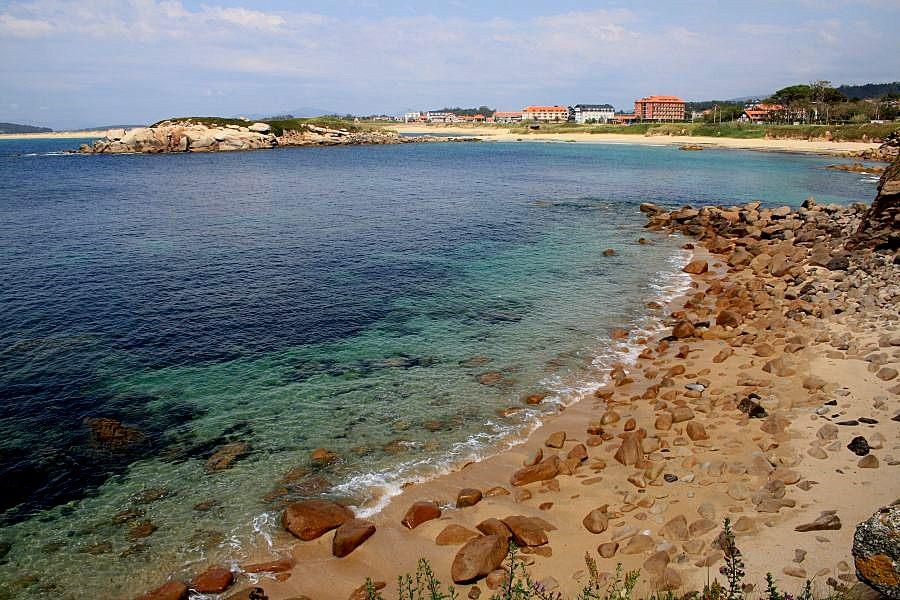 Foto playa Foxos / Ortiguera. A LANZADA