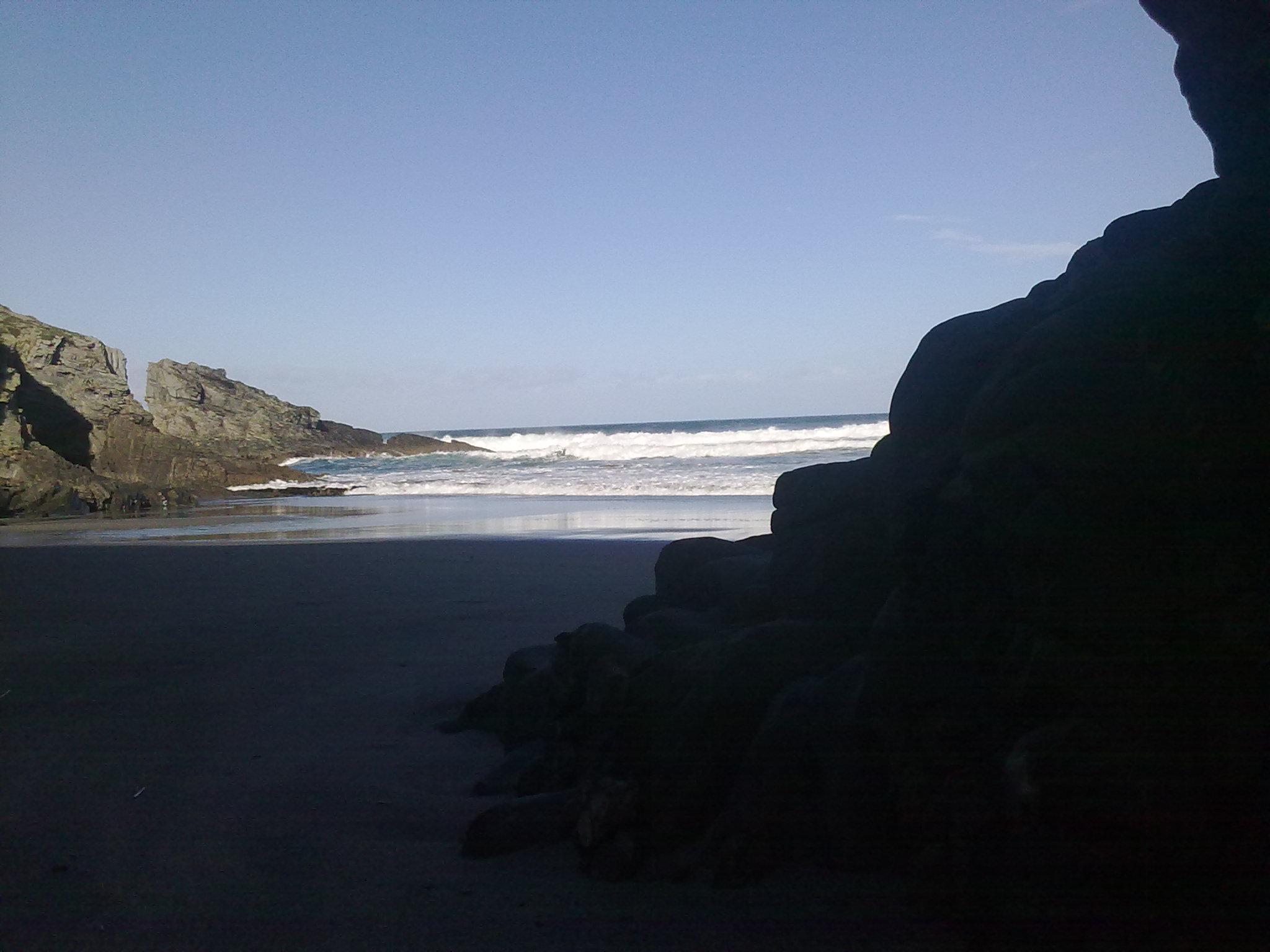 Foto playa Fabal. FREXULFE