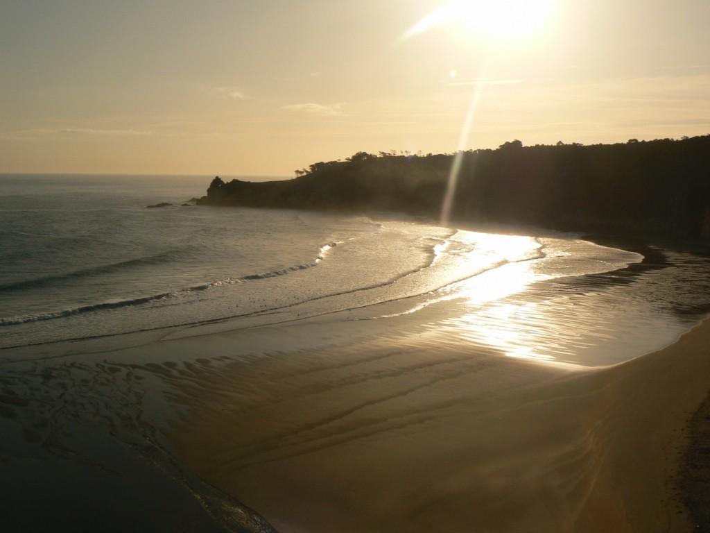 Foto playa Barayo / La Vega. Reserva Natural de Barayo