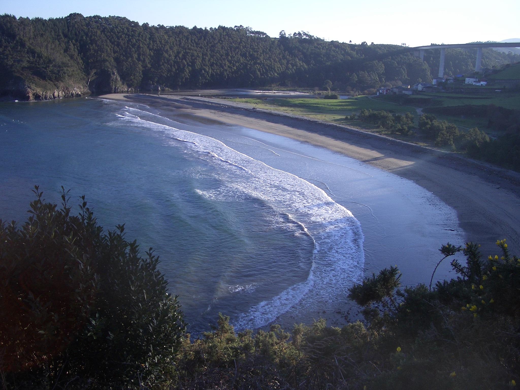 Foto playa Los Molinos. Playa de Cueva